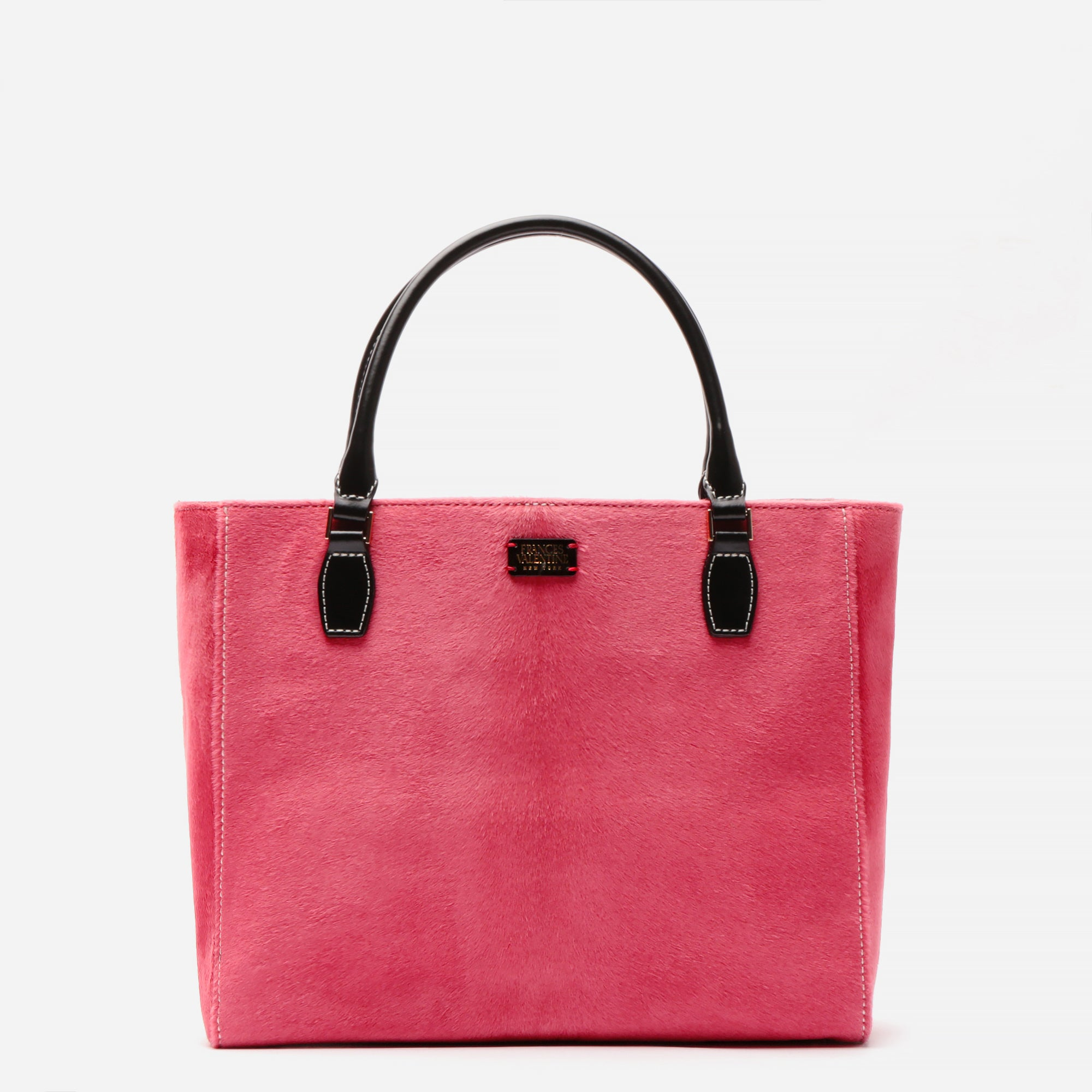 Olivia Tote Haircalf Pink
