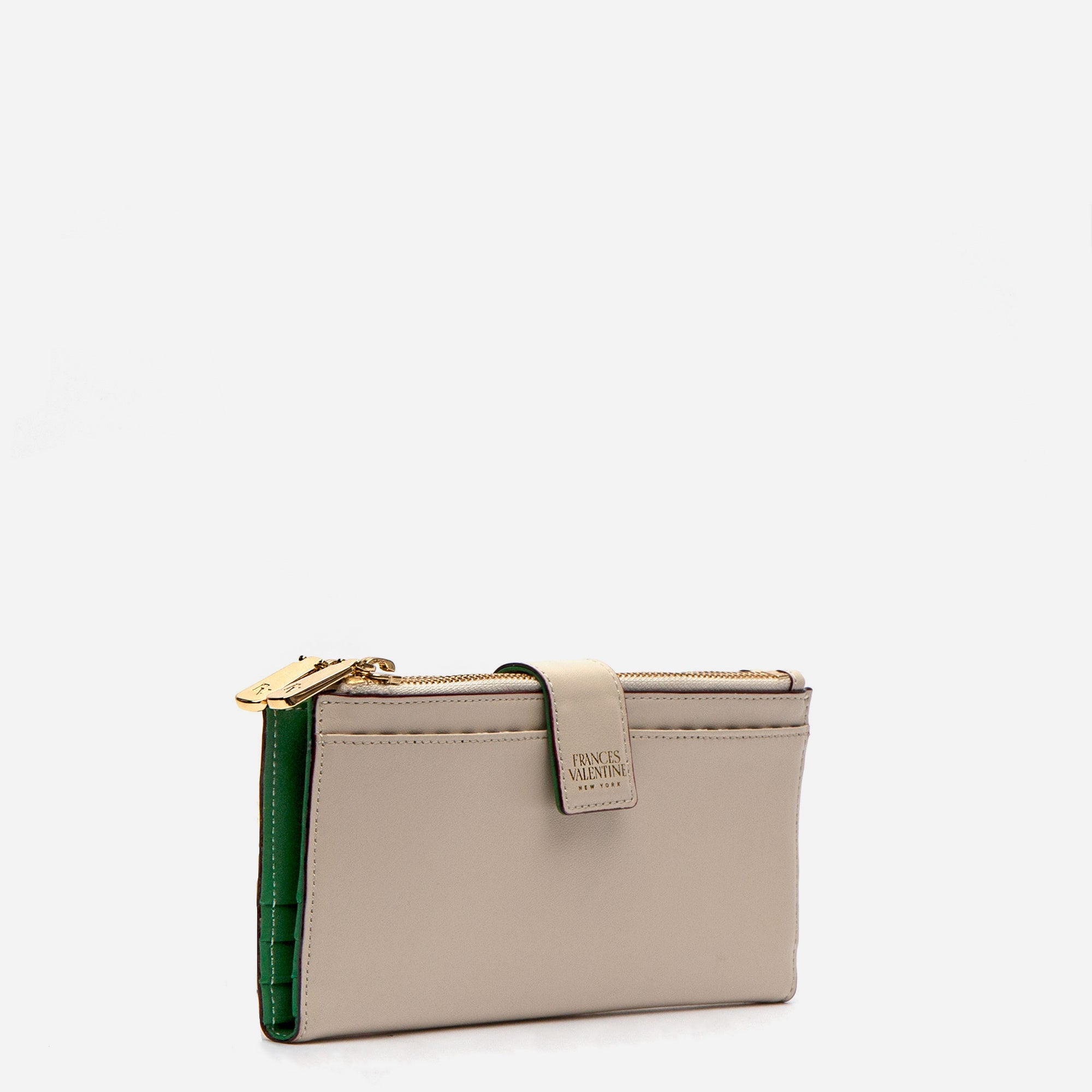 Sacagawea Snap Wallet Oyster Green