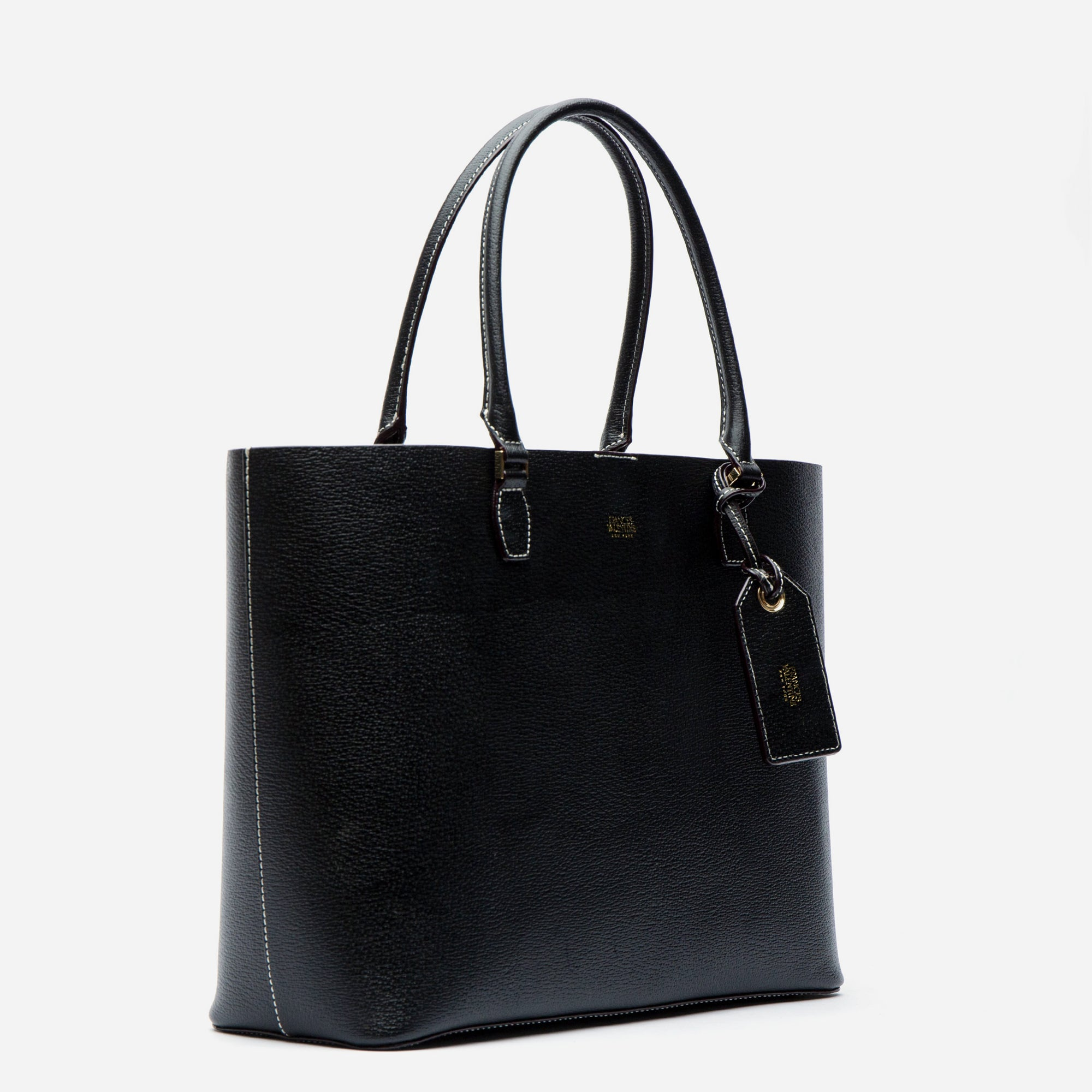 Trixie Tote Boarskin Black