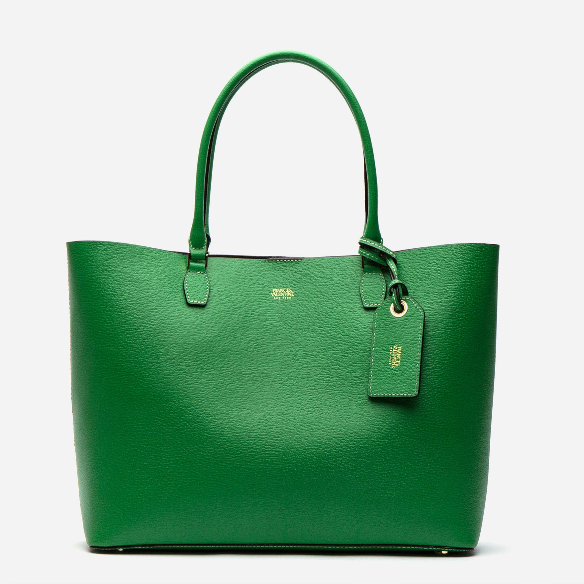 Trixie Tote Boarskin Green