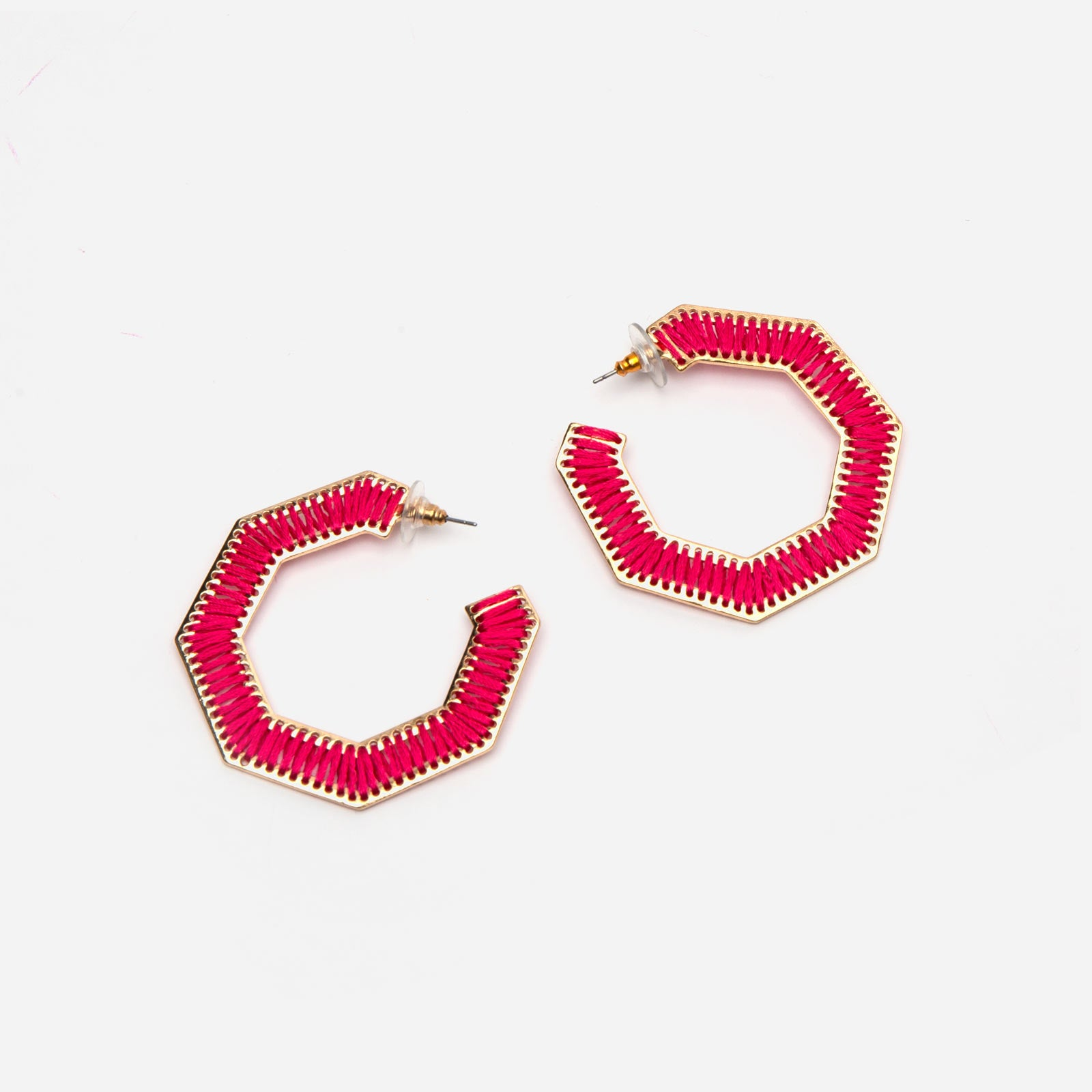 Ballantyne Earring Red