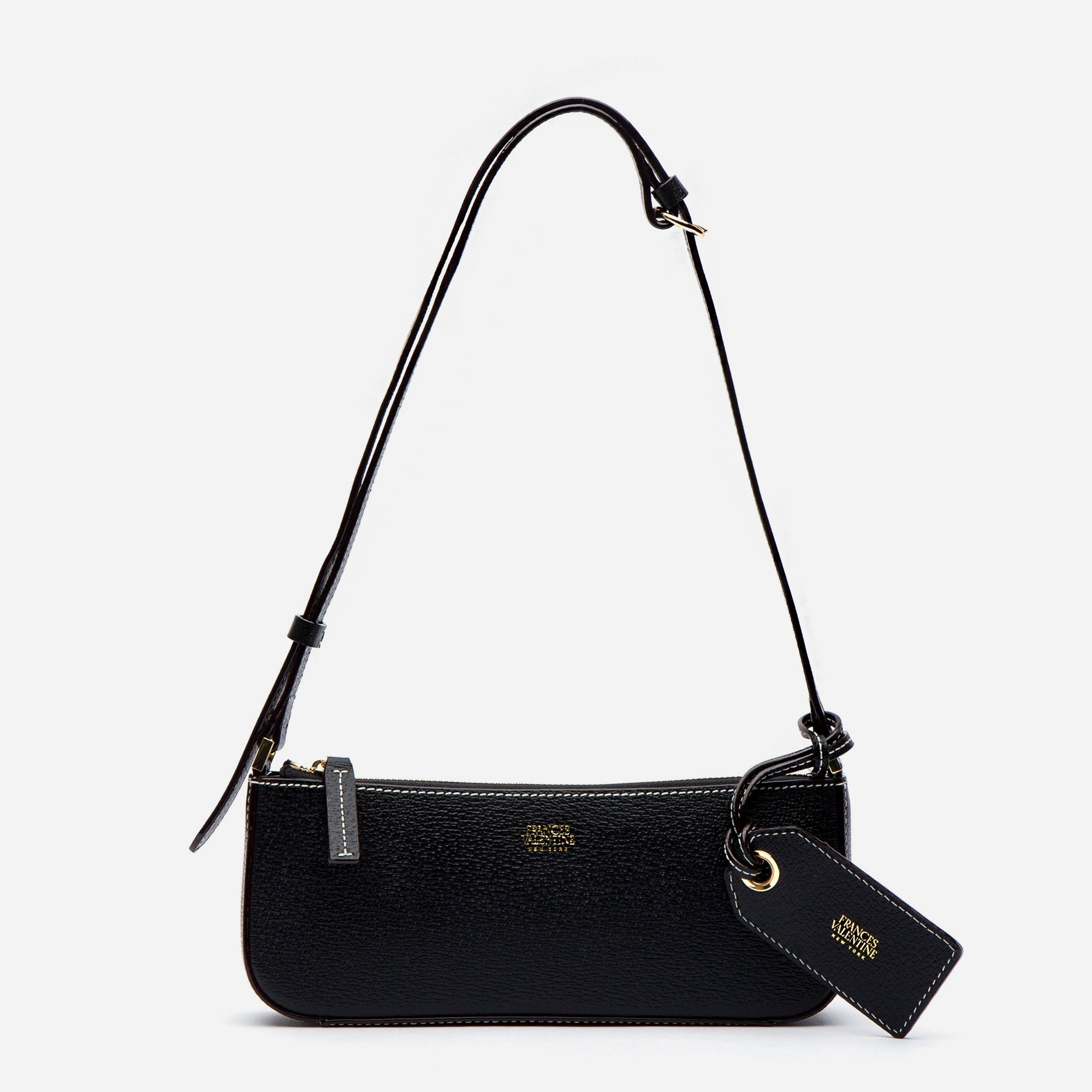 Pip Shoulder Bag Boarskin Black