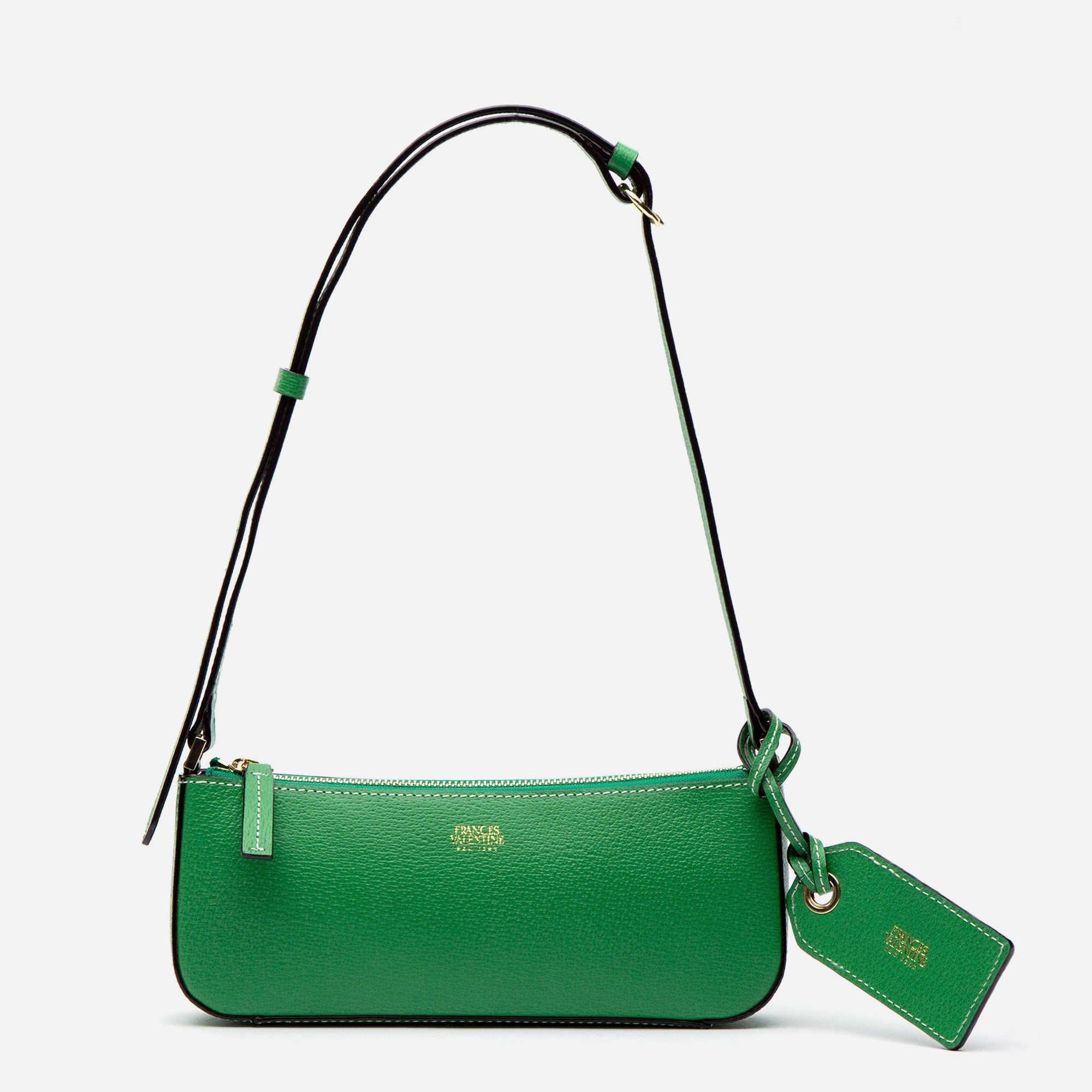 Pip Shoulder Bag Boarskin Green