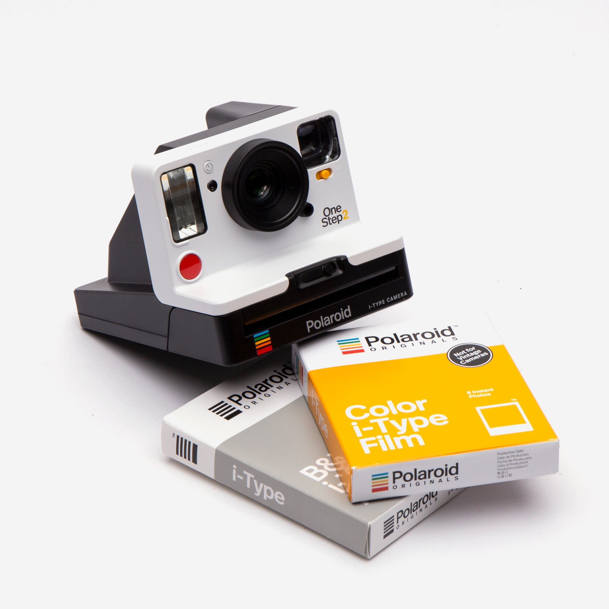 Polaroid OneStep 2 Camera And Film Set