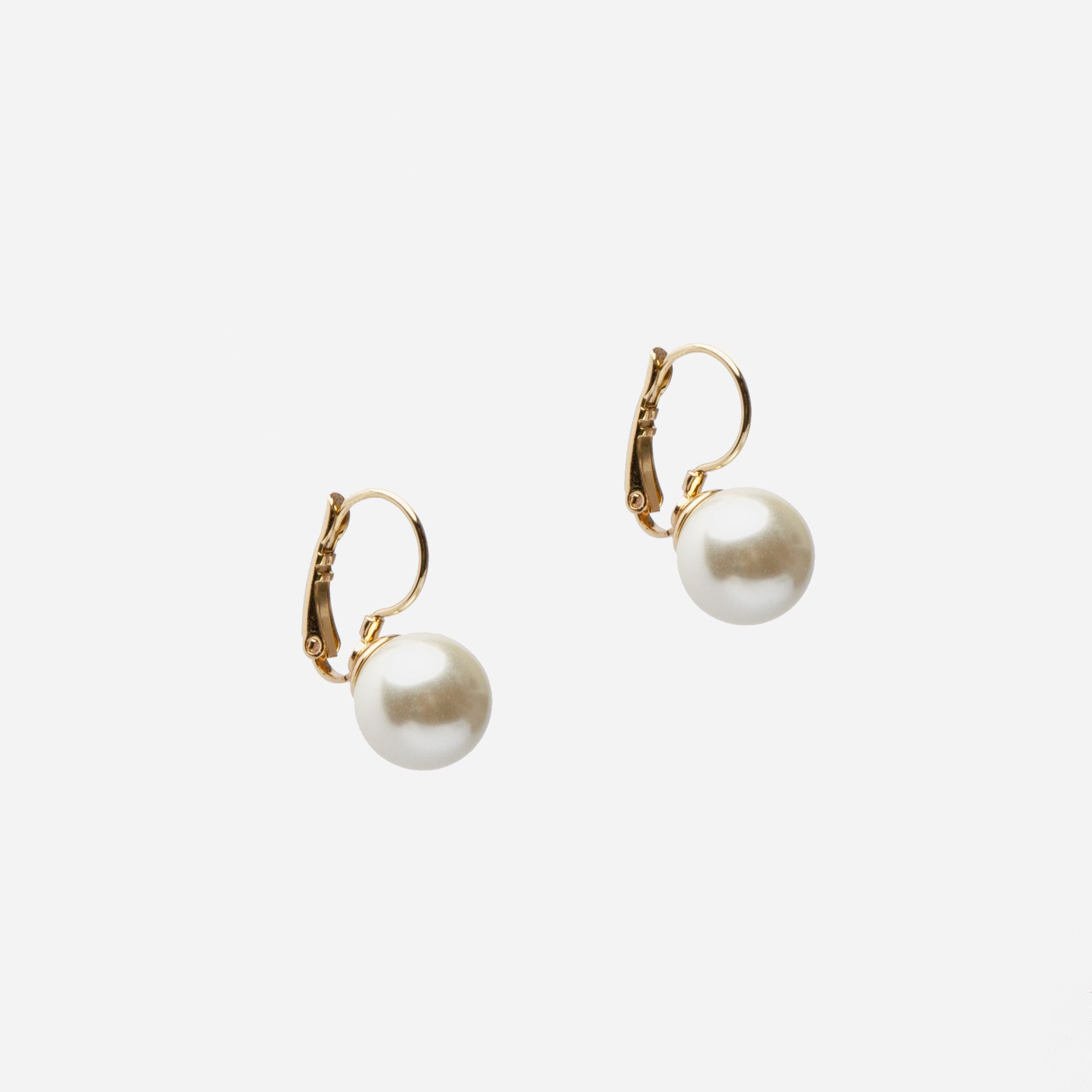 Pearl Teardrop Earrings - Frances Valentine