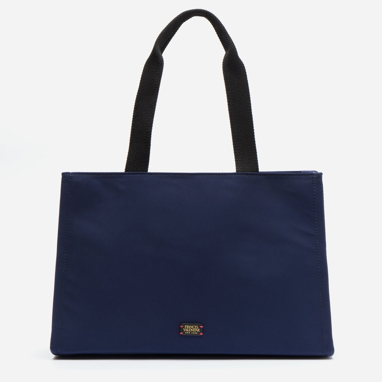 The Kate Shoulder Tote Navy