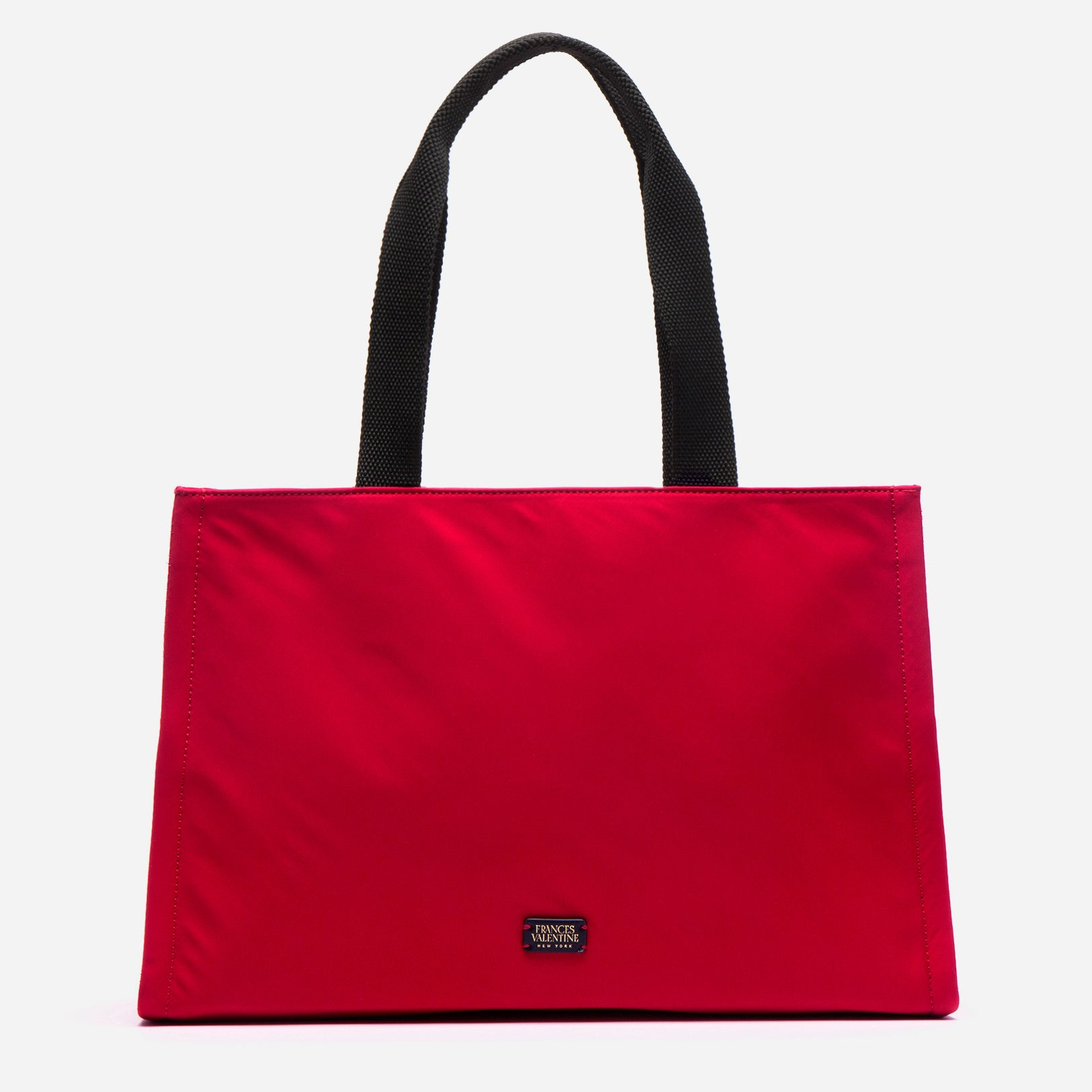 The Kate Shoulder Tote Red