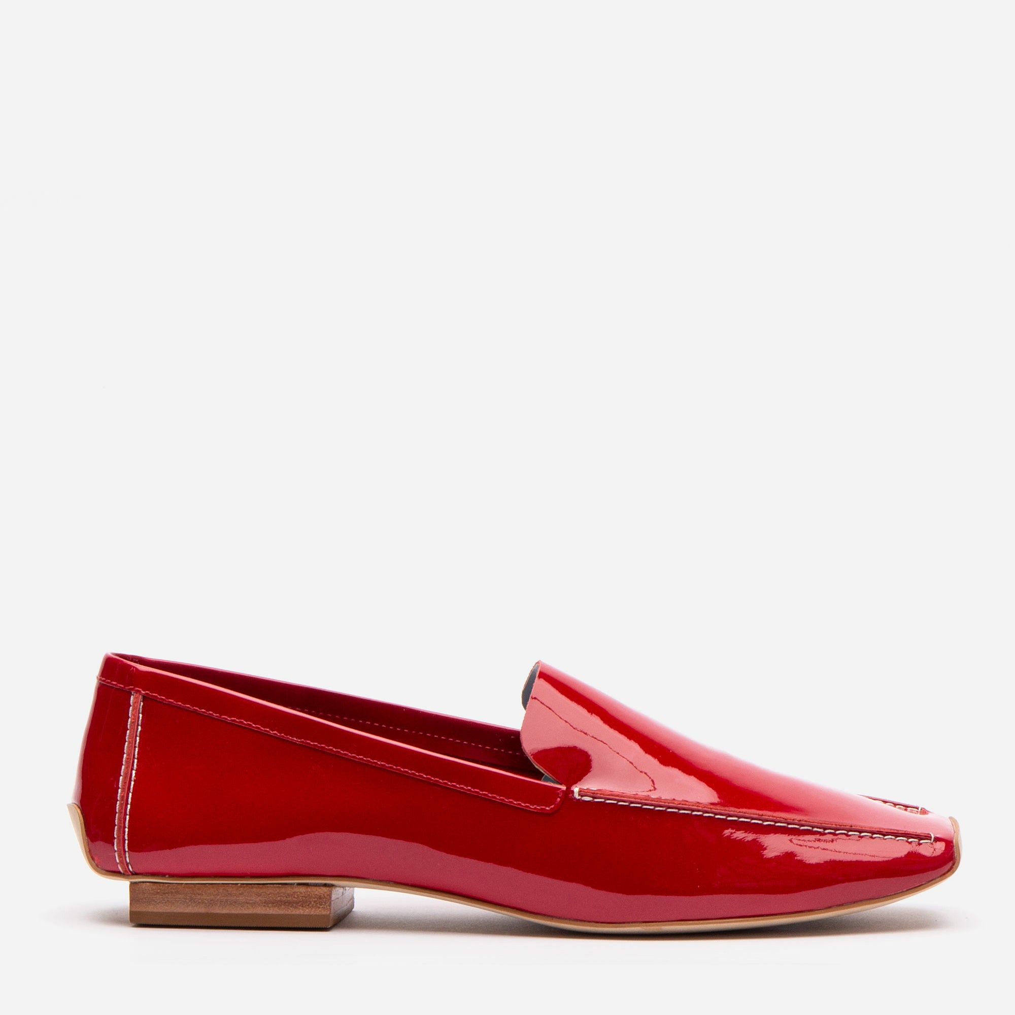 Elyce Loafer Soft Patent Red