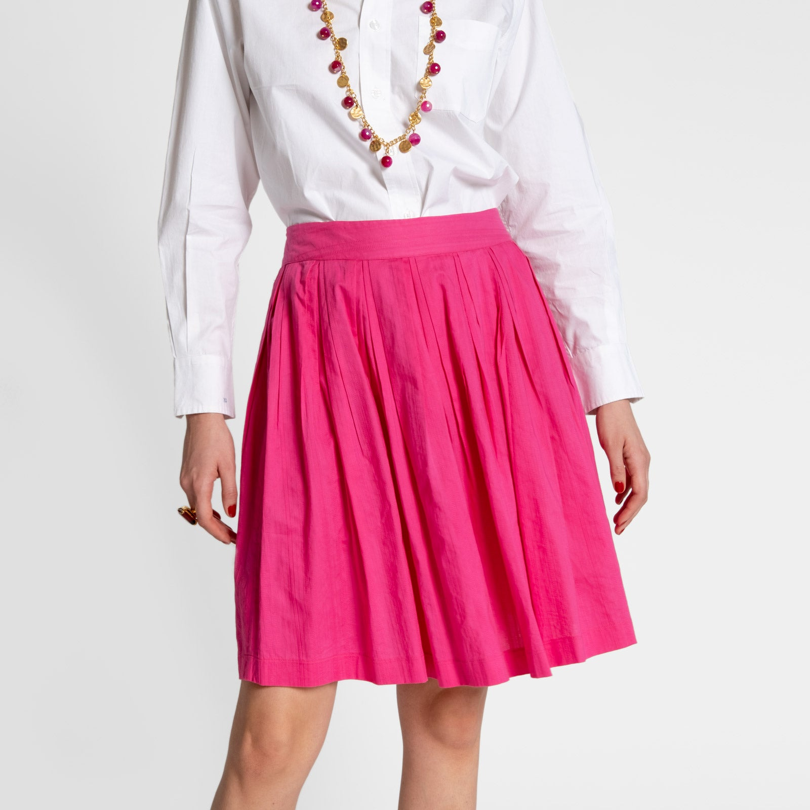 Claire Skirt Pink