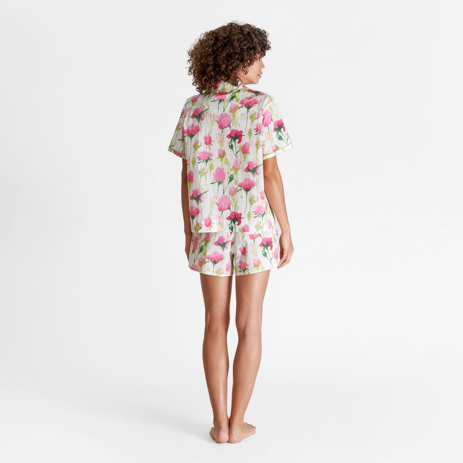 Sleepy Jones x Frances Valentine Corita Pajama Short Set