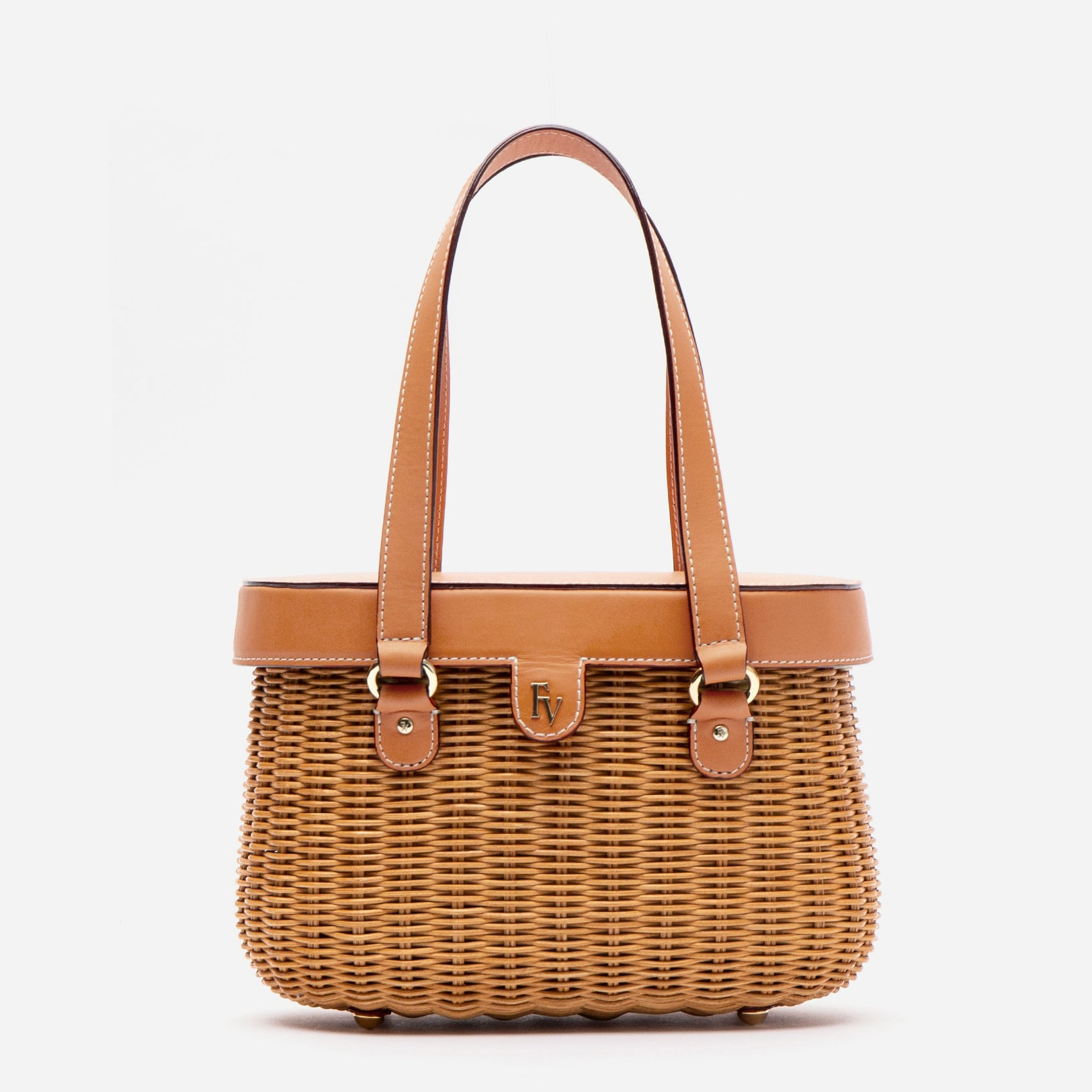 Arielle Wicker Basket Natural