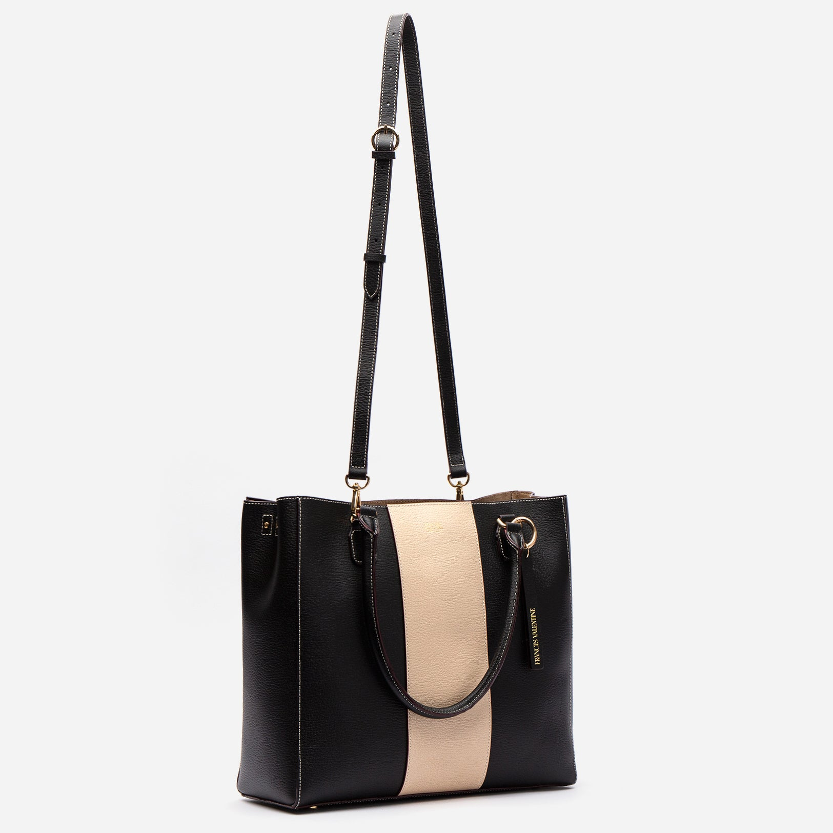 Tall Chloe Racing Stripe Black Oyster