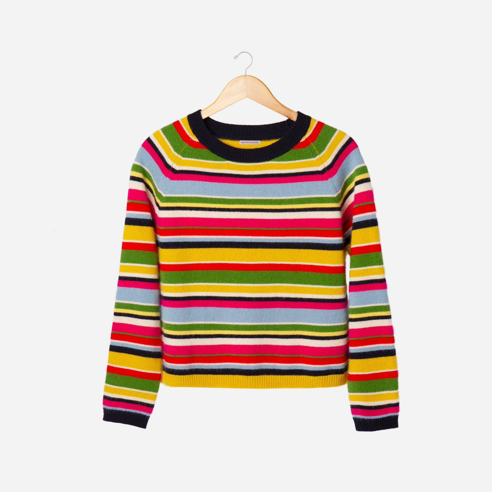 James Striped Sweater