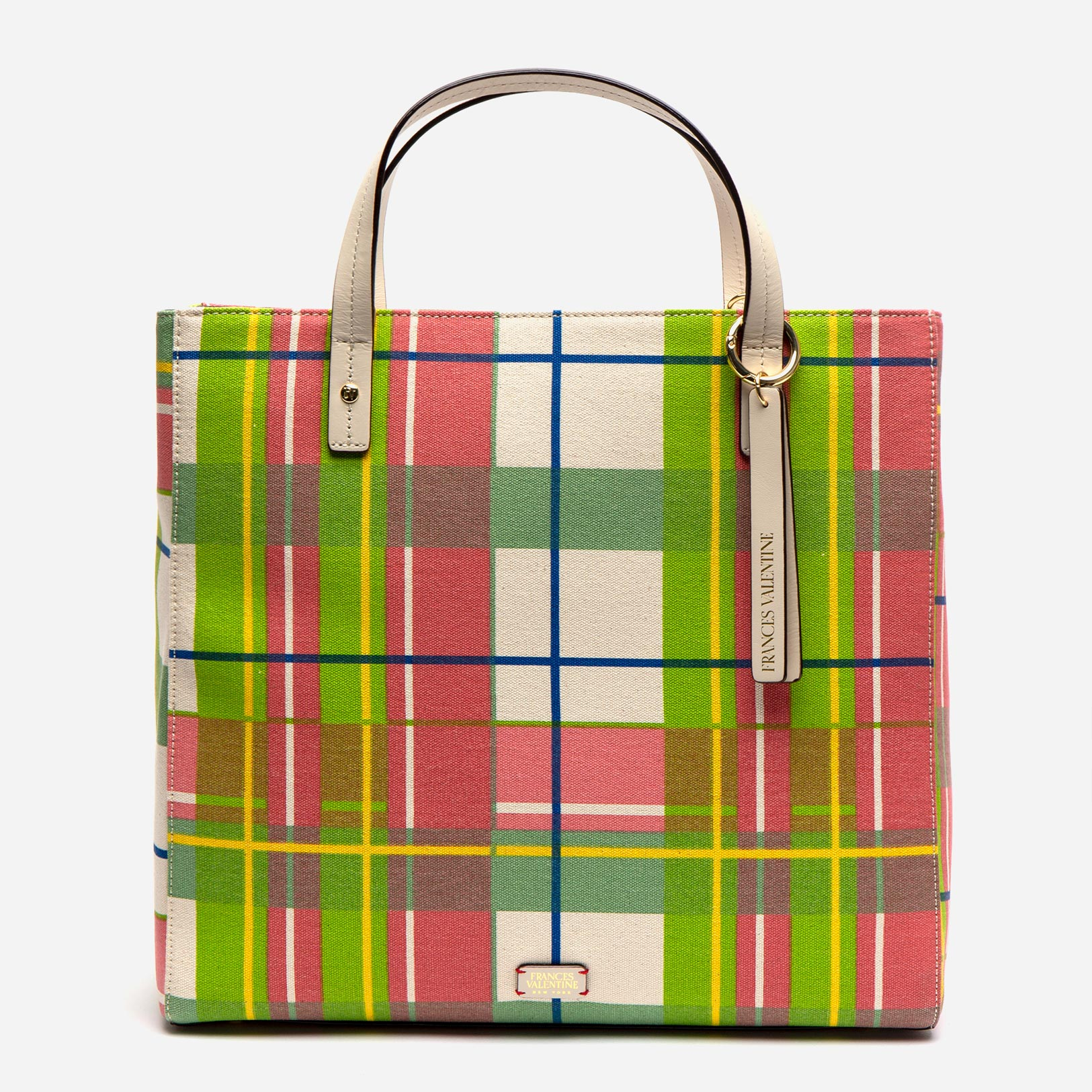 Tall Chloe Bermuda Plaid