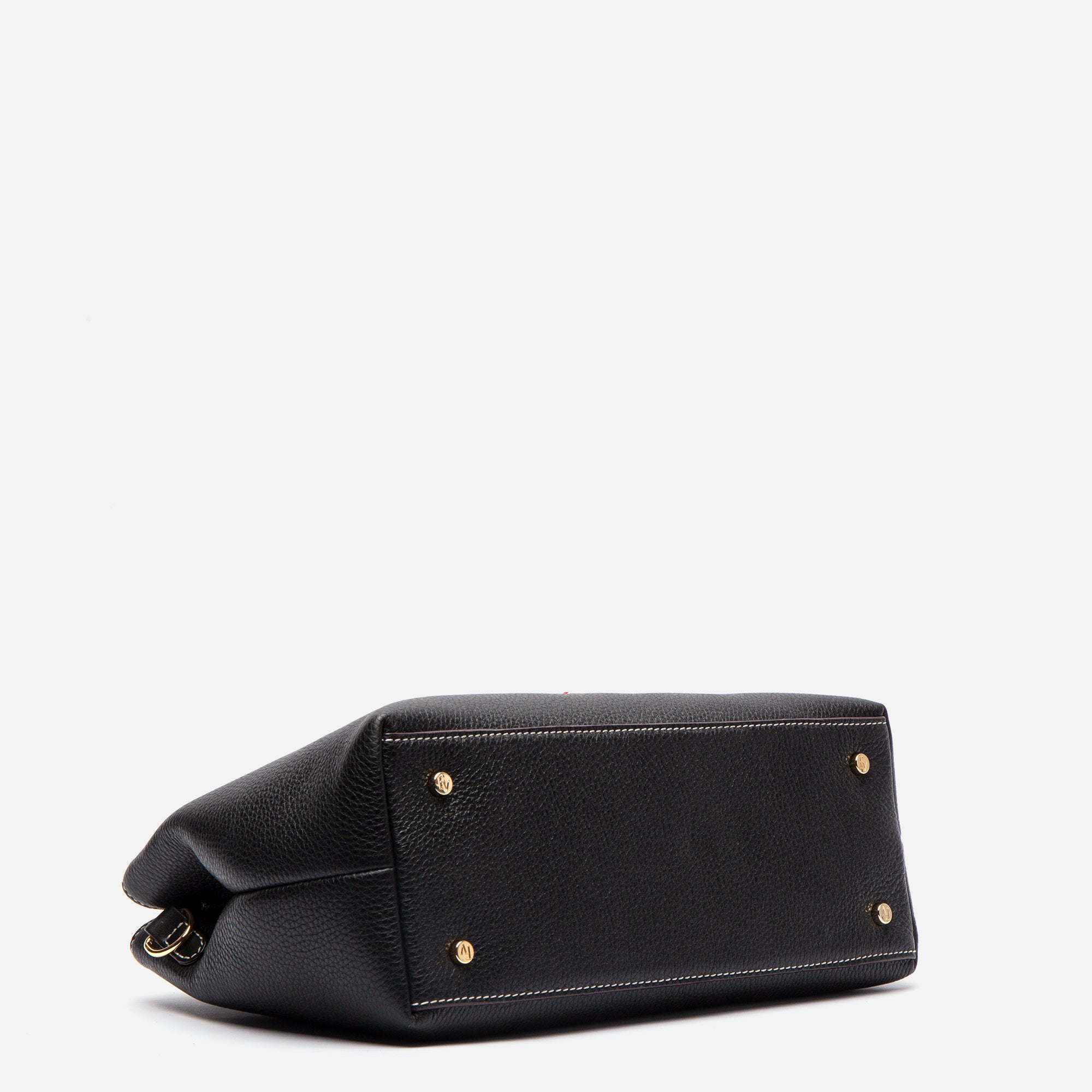 Tilly Tumbled Leather Black