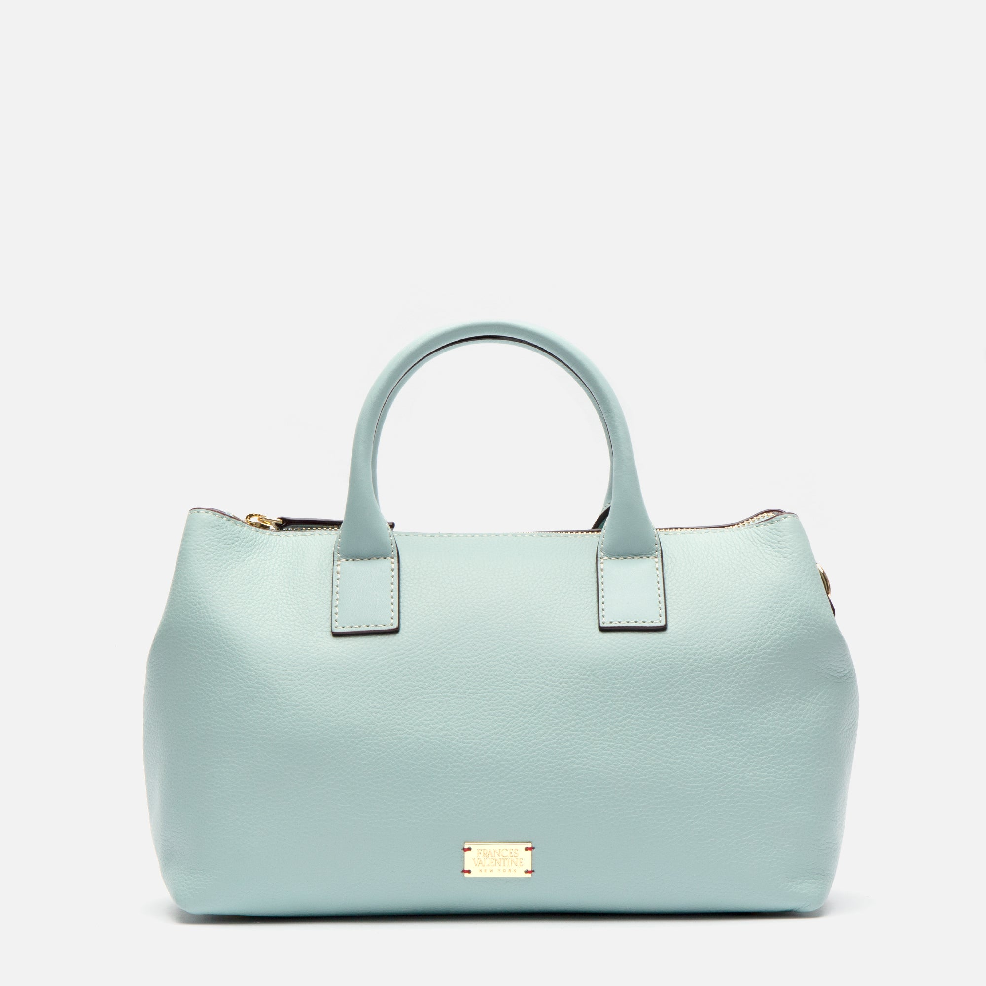 Tilly Tumbled Leather Light Blue