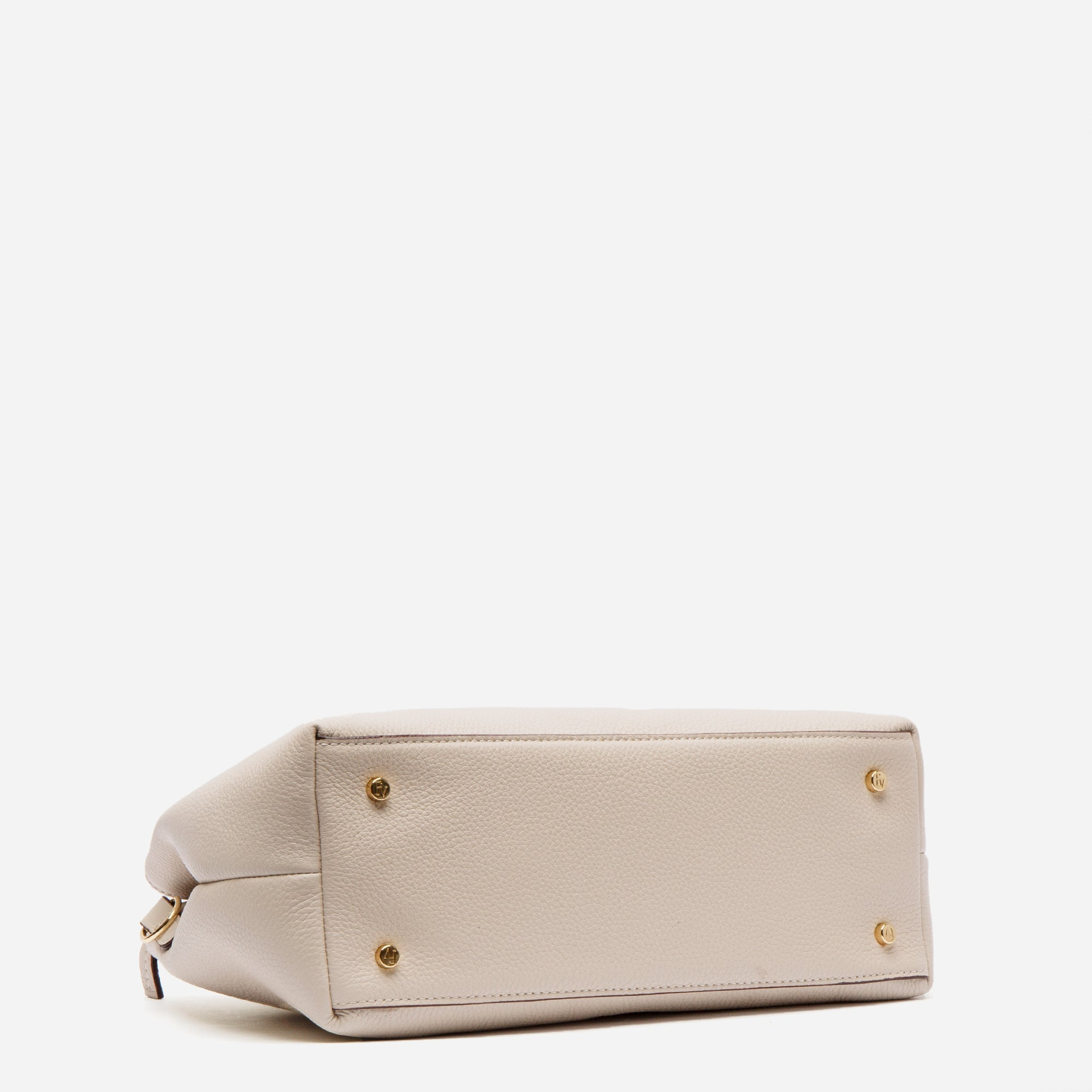 Tilly Tumbled Leather Oyster