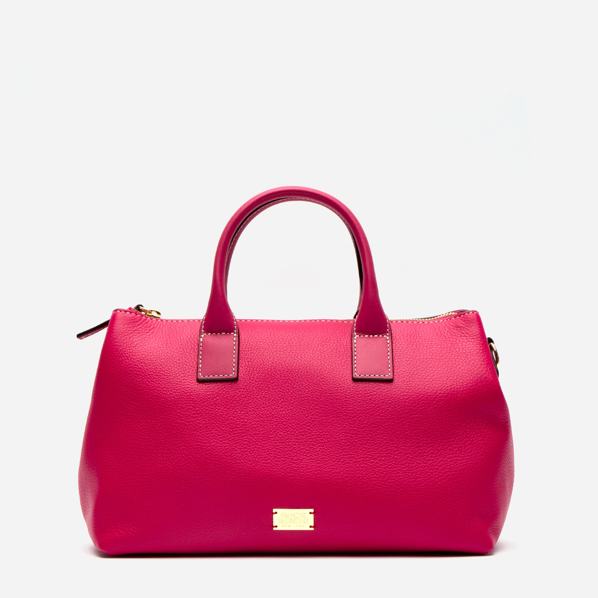 Tilly Tumbled Leather Pink