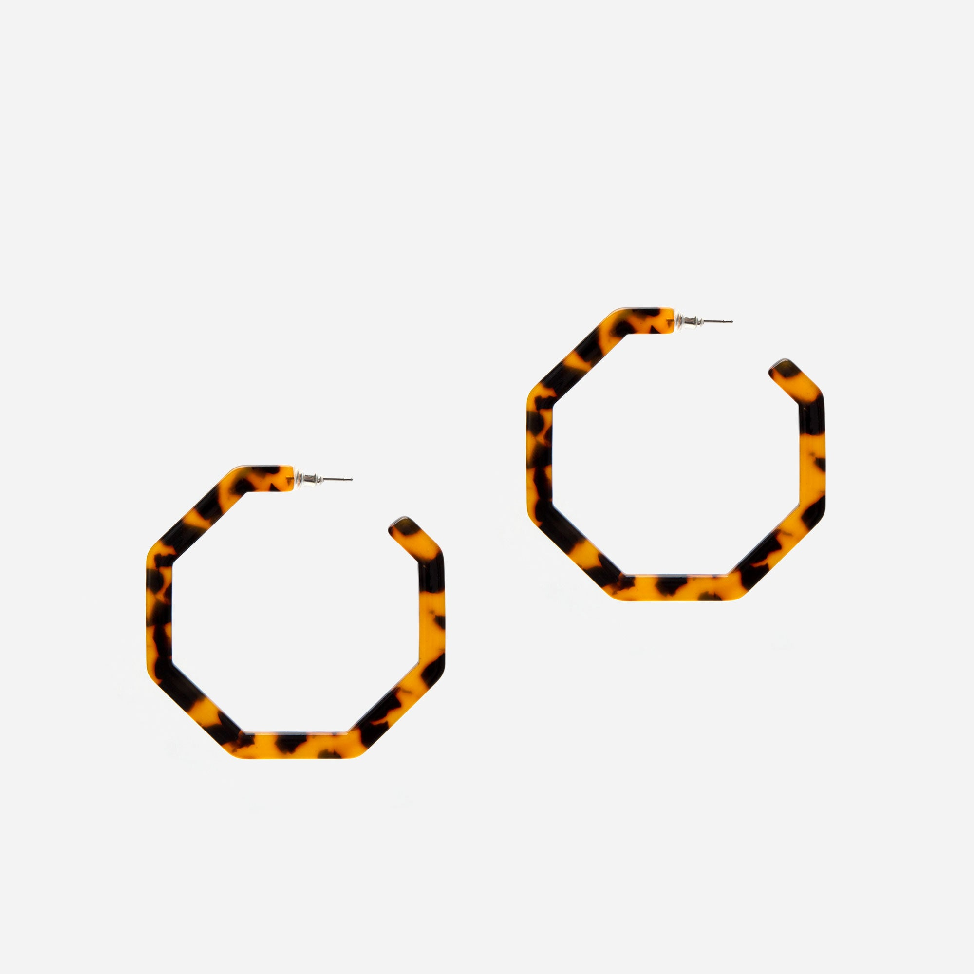 Hex Tortoise hoops