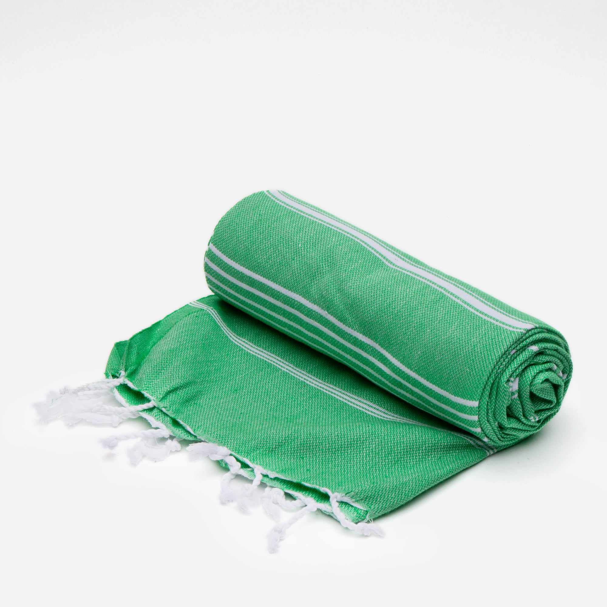 Turkish Beach Towel Green