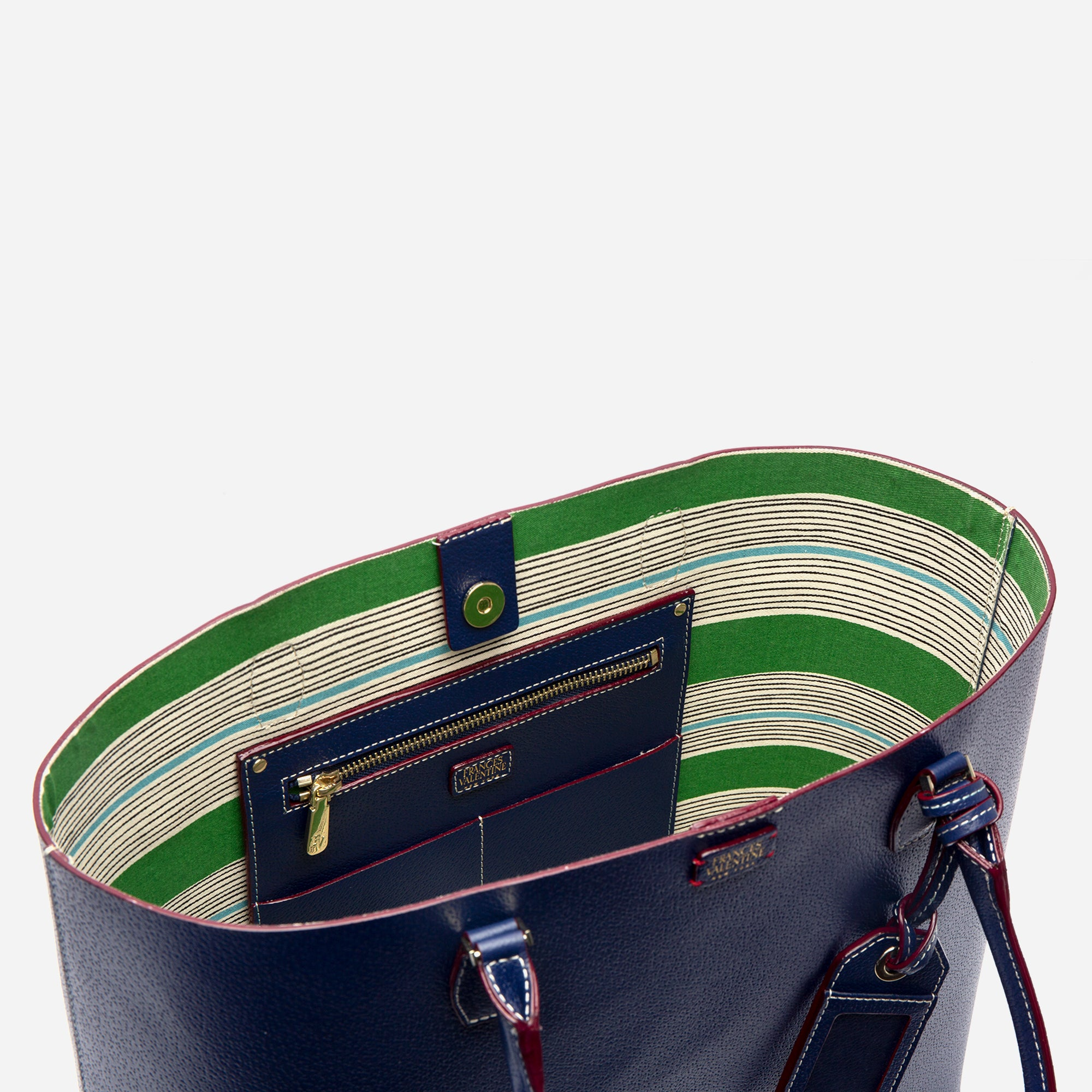 Trixie Tote Boarskin Royal