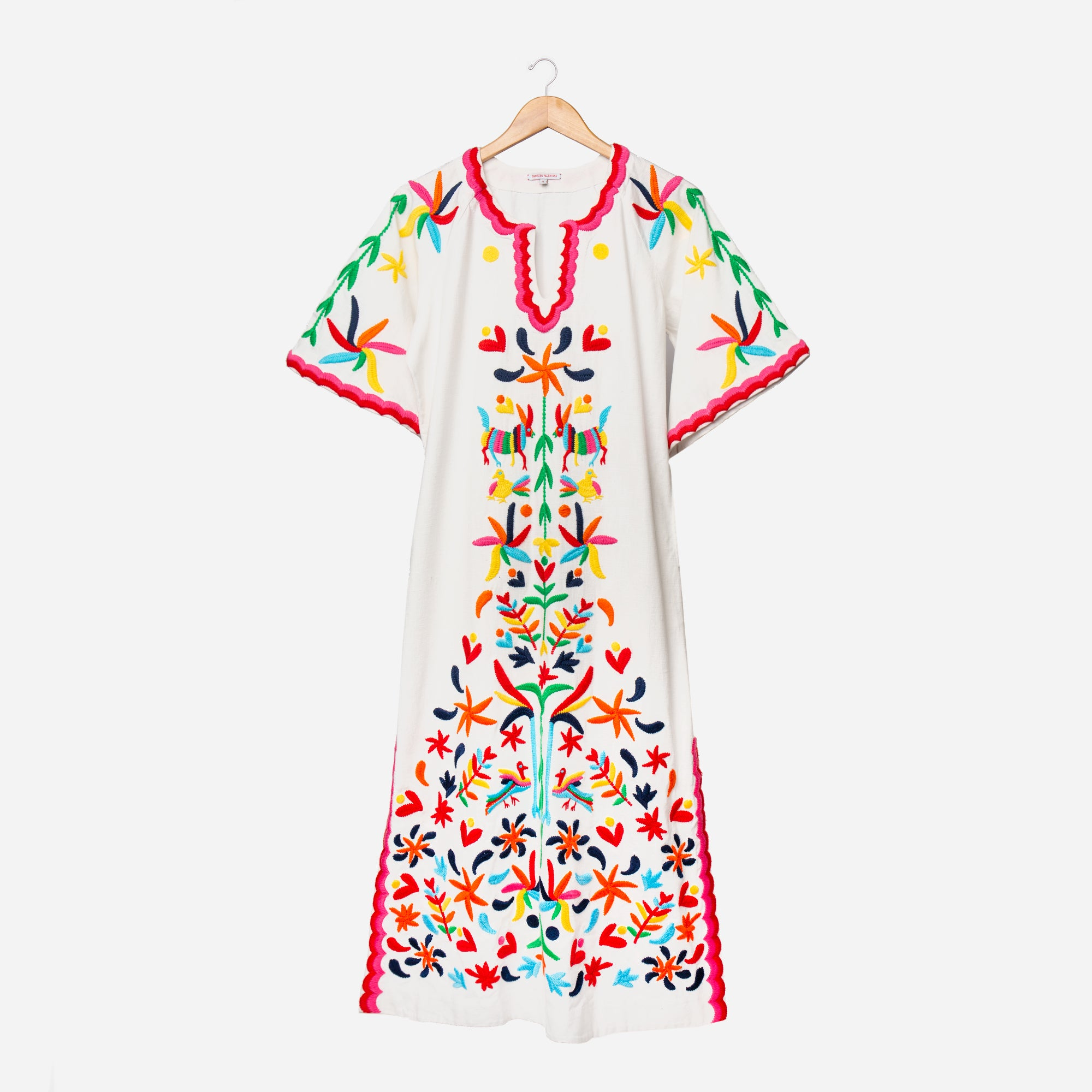 Veracruz Caftan Dress - Frances Valentine