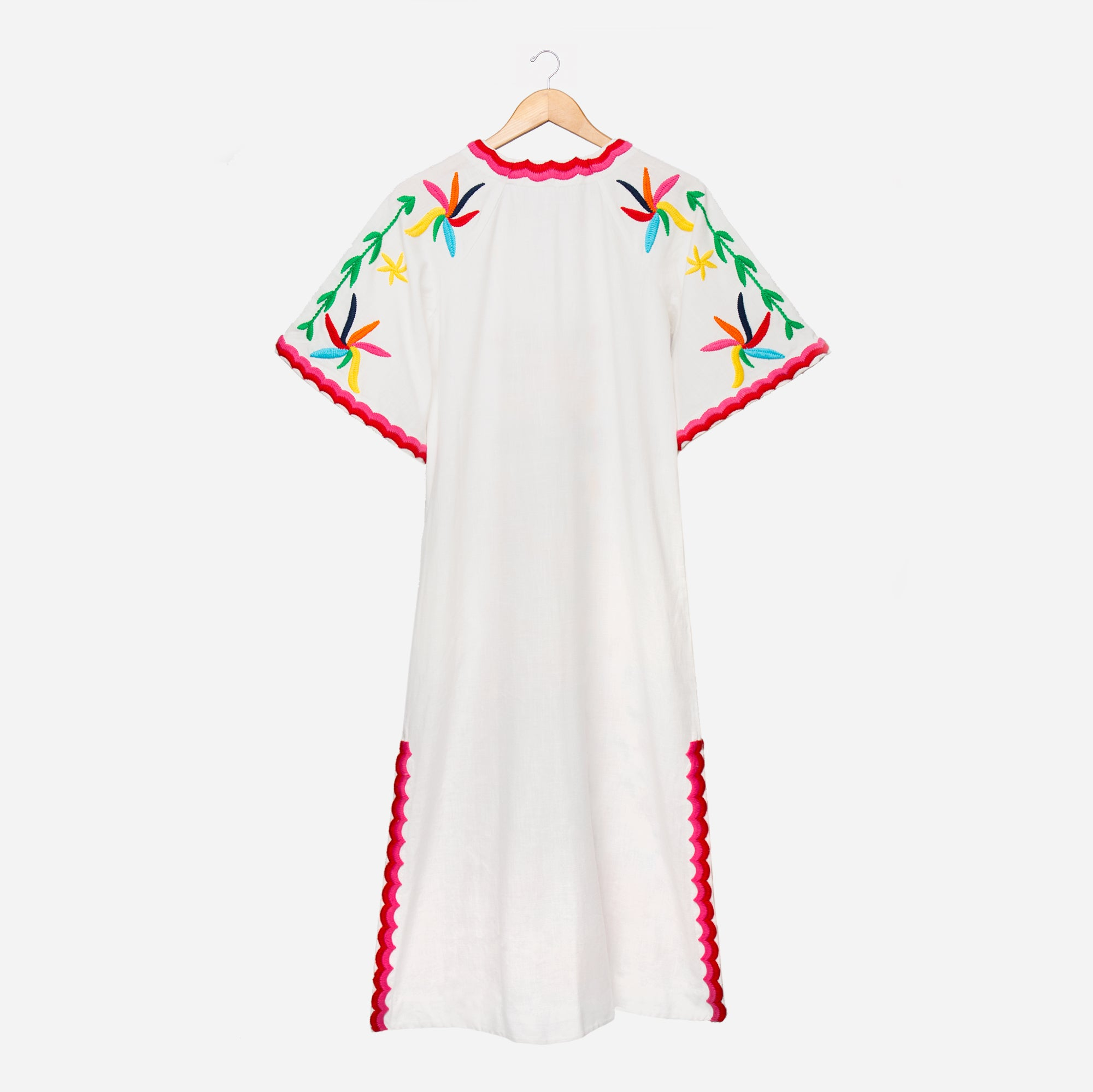 Veracruz Caftan Dress