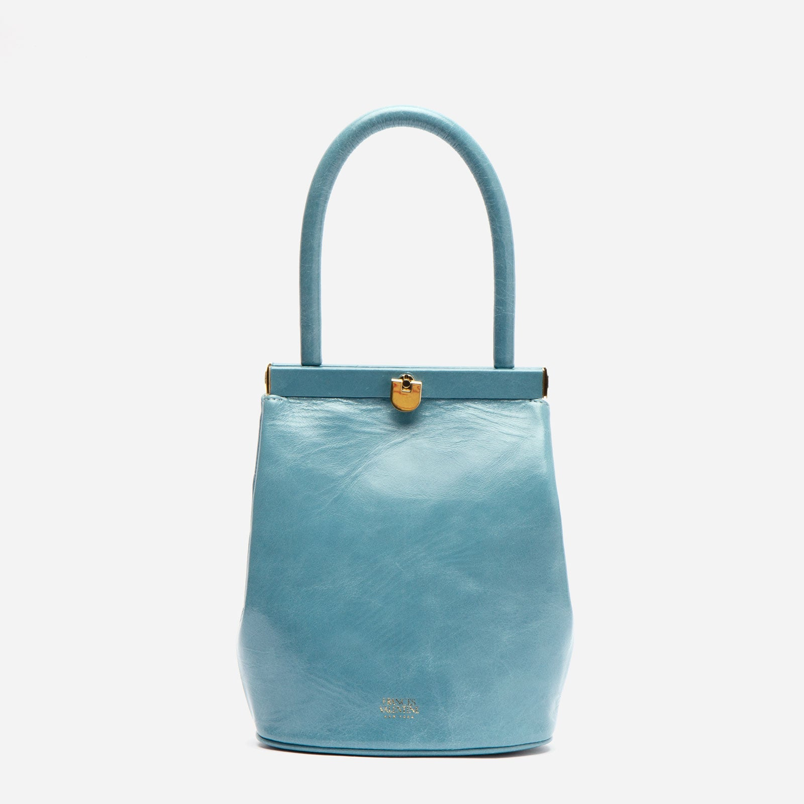 Delphine Naplak Lady Bag Light Blue