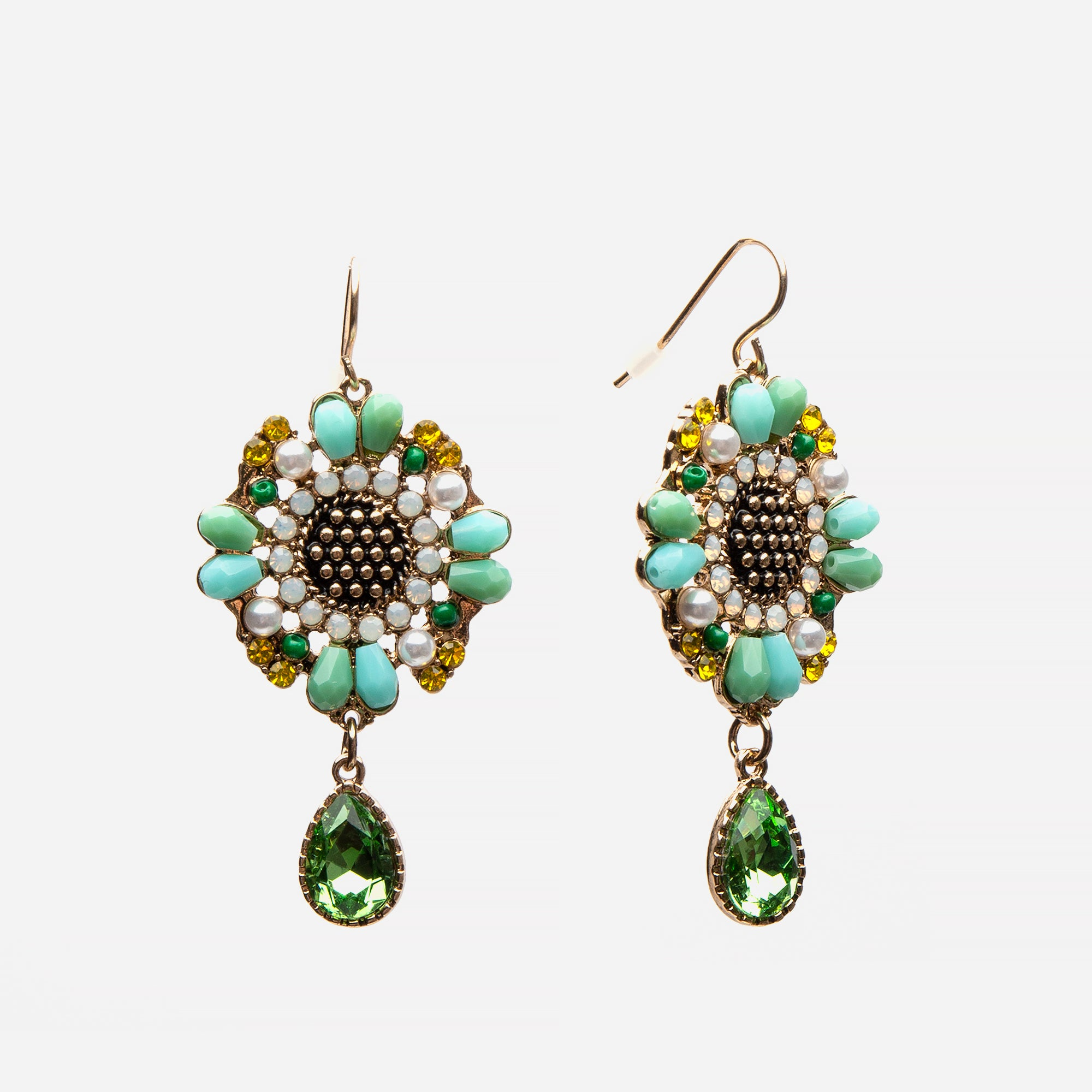 Delray Drop Earrings