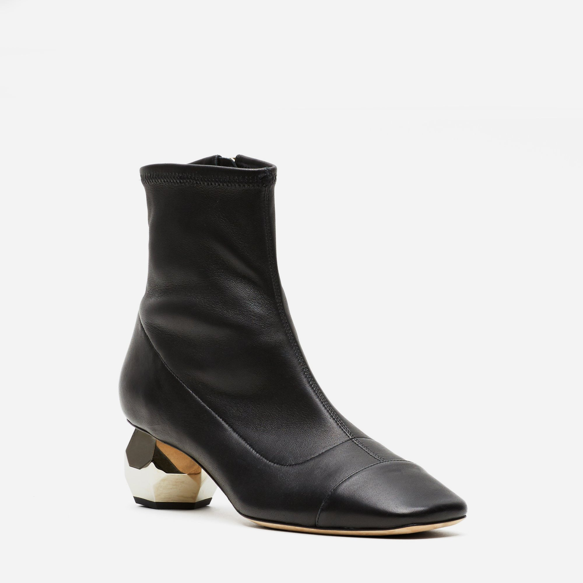 Marnie Leather Boots