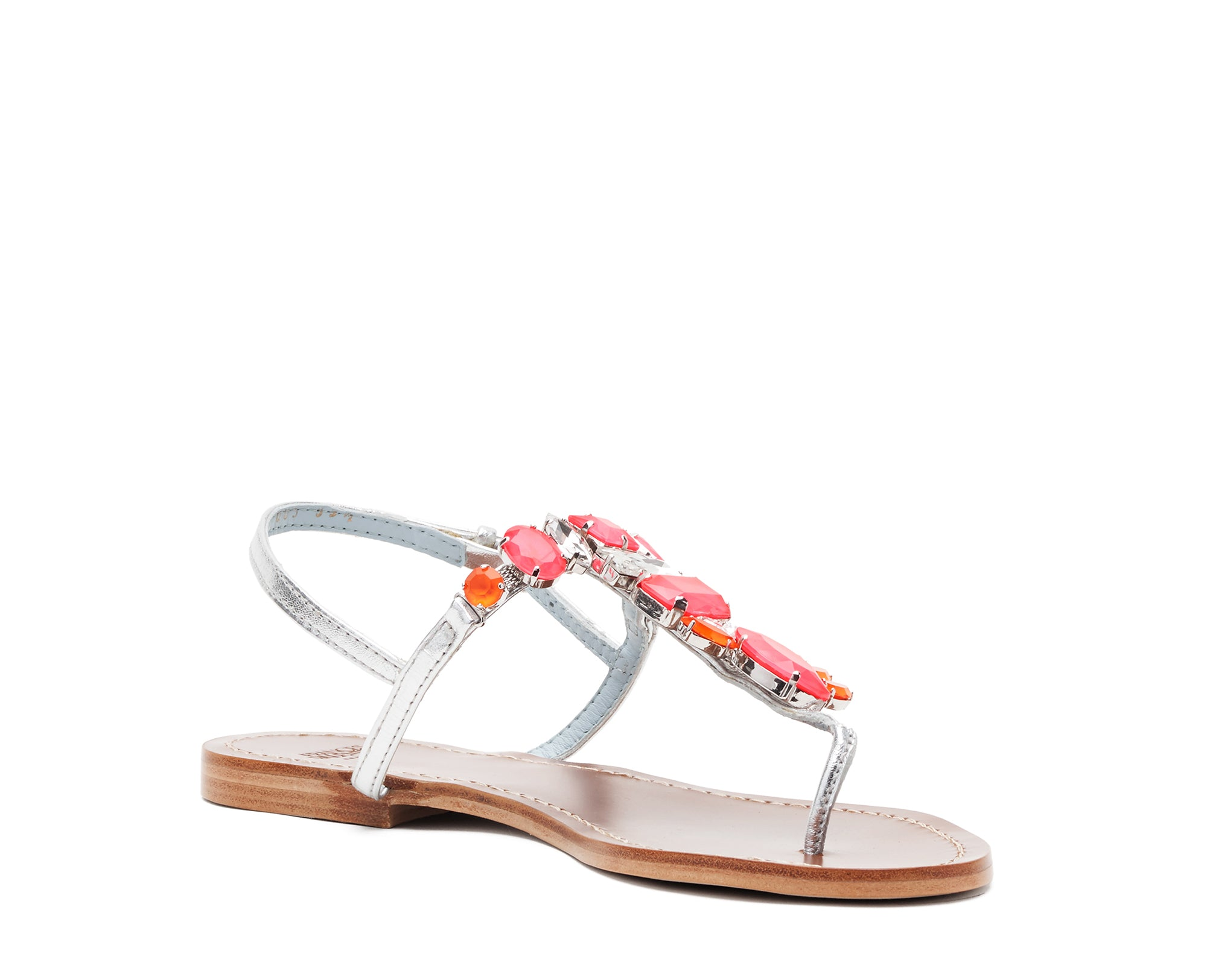 Iris Jeweled Sandal *FINAL SALE*