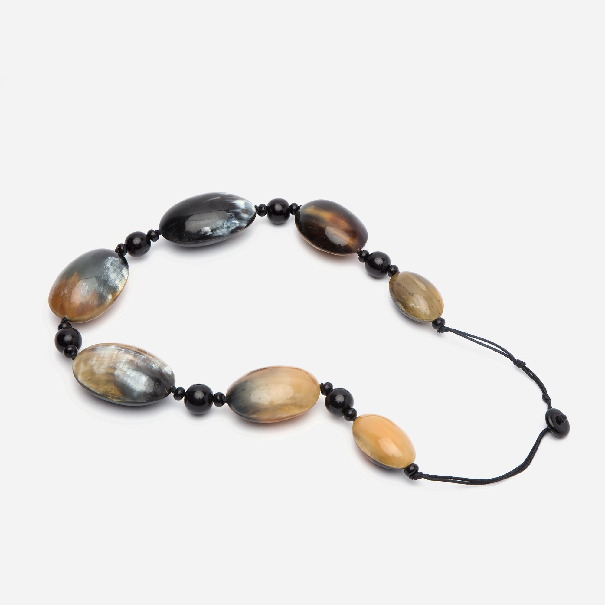 Oval Shell Necklace