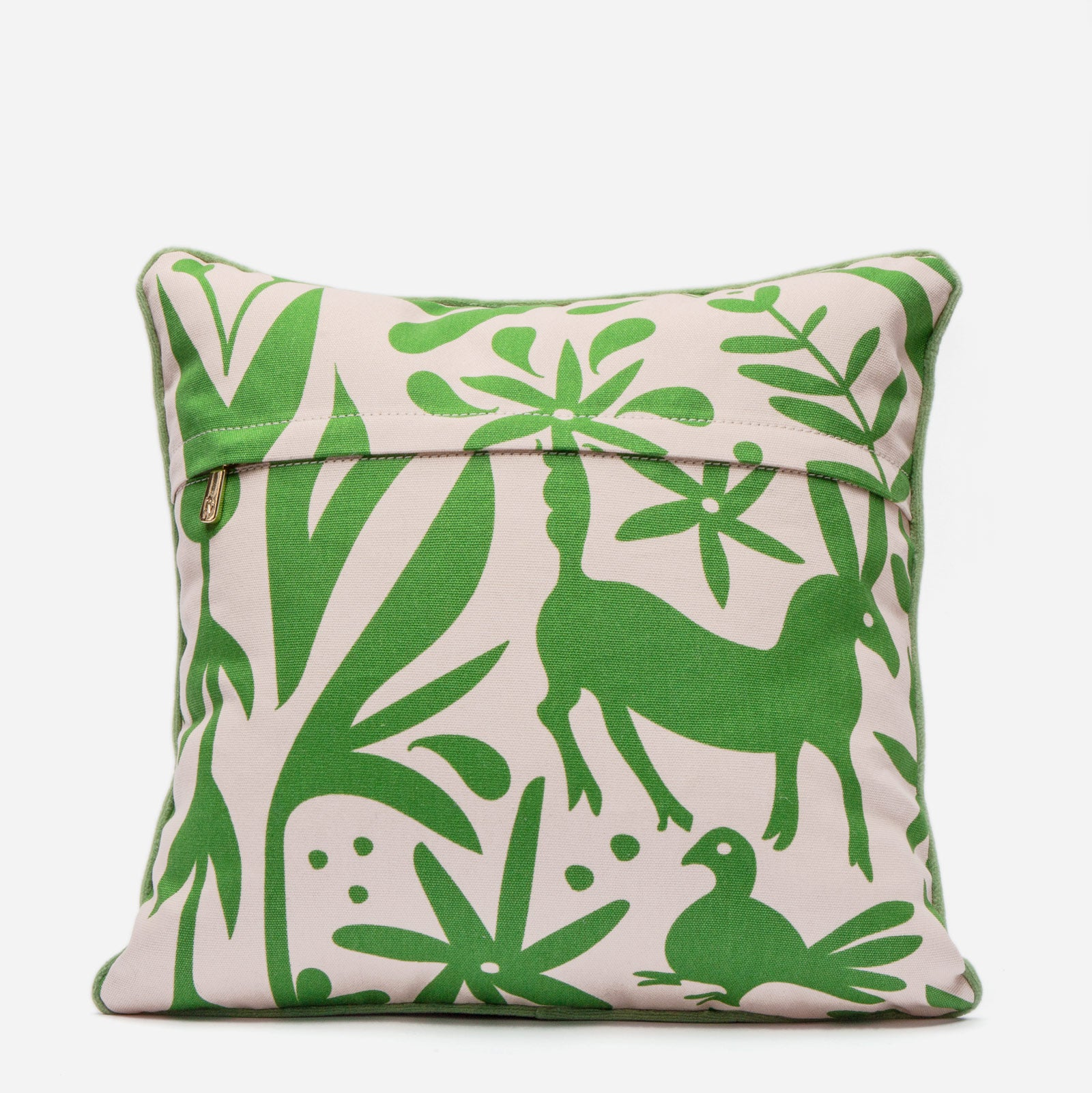 Veracruz Throw Pillow Green