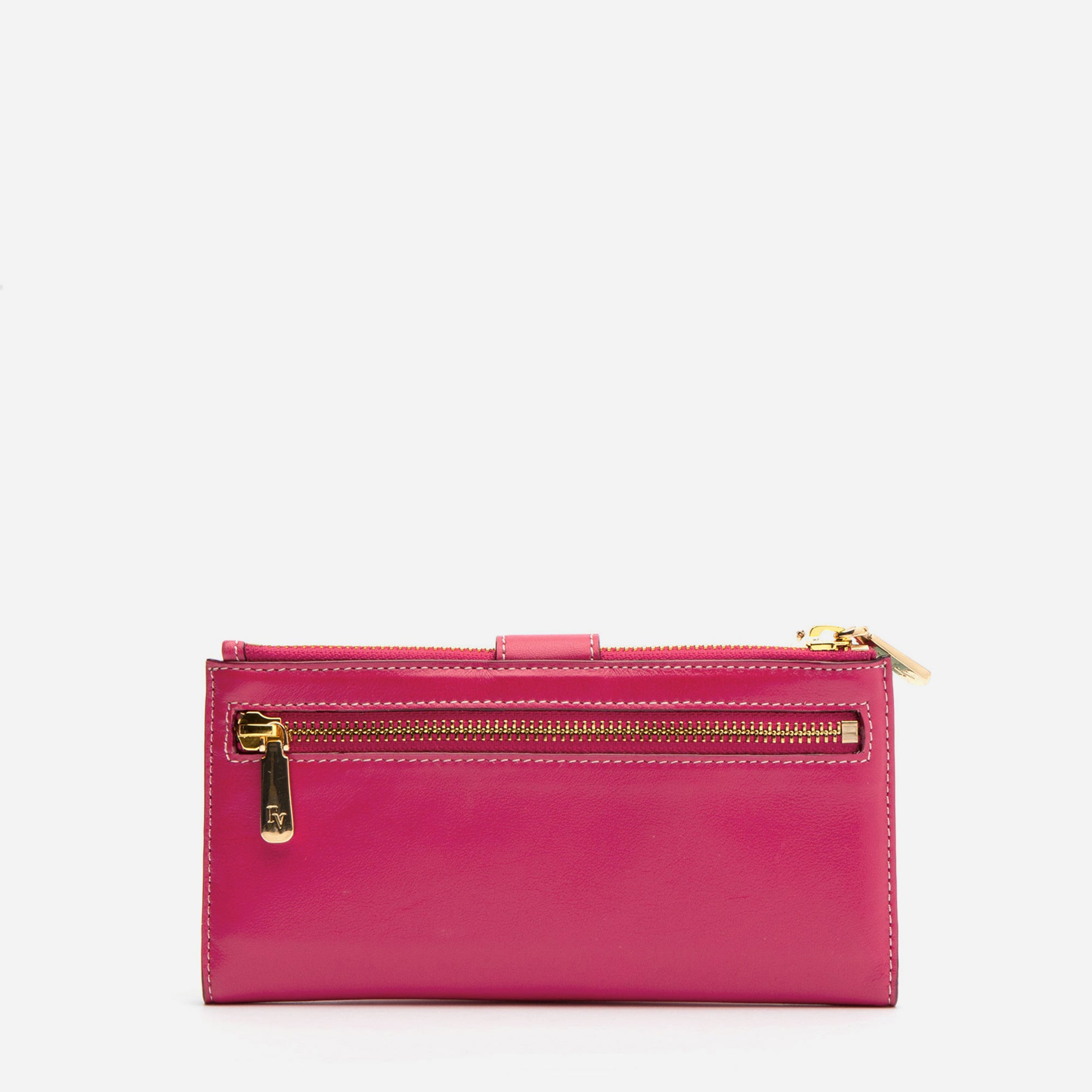 Sacagawea Snap Wallet Pink Red