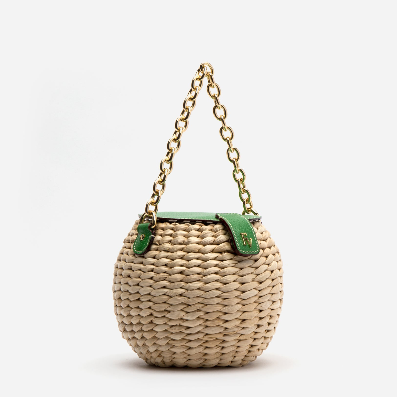 Honeypot Basket Green