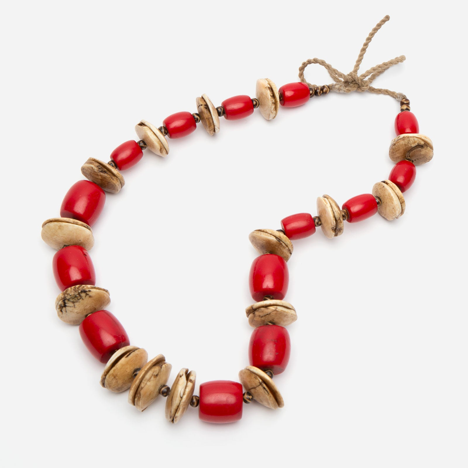 Rewa Shell Necklace - Frances Valentine