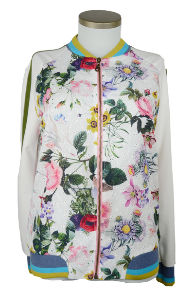 "Bomberjacke ""Floral Embroidery"""
