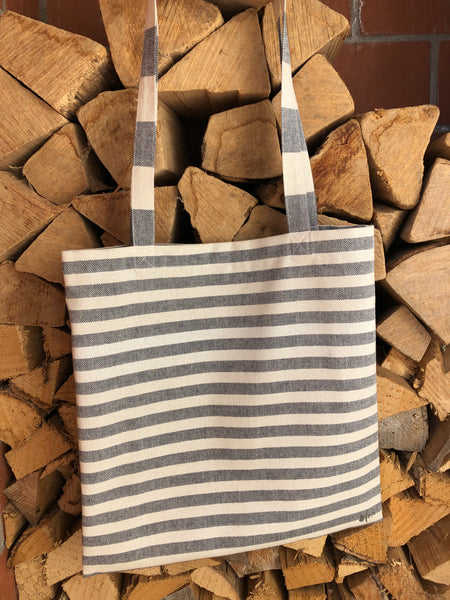"Shopper ""Stripes"" fein"