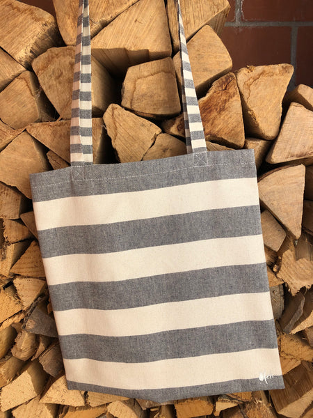 "Shopper ""Stripes"" breit"