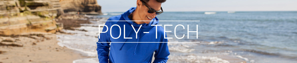 Poly-Tech Sport Fleece | Independent Trading Company - Quality Sweatshirts & Apparel