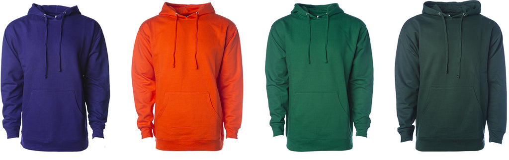 SS4500 New Collegiate Colors...Purple, Orange, Kelly Green, Forest Green