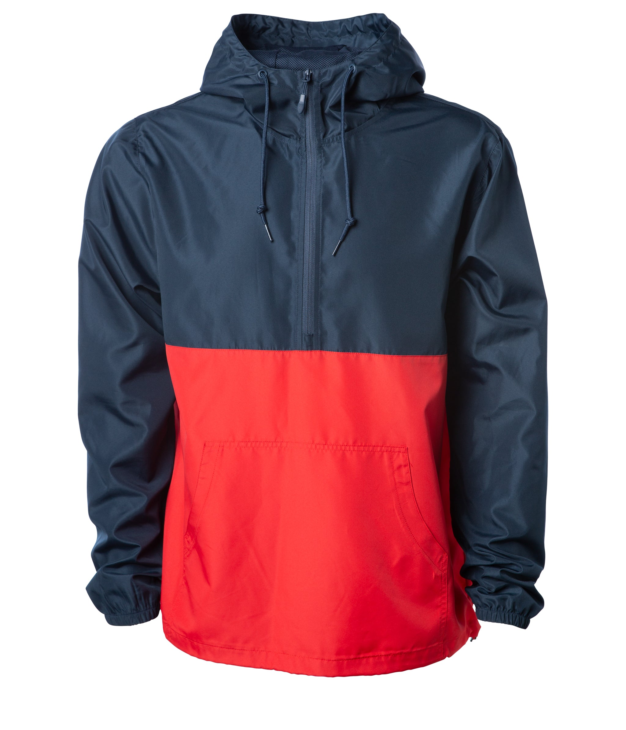 0fae3cf94 Pullover Windbreaker Anorak Jacket | Independent Trading Co ...