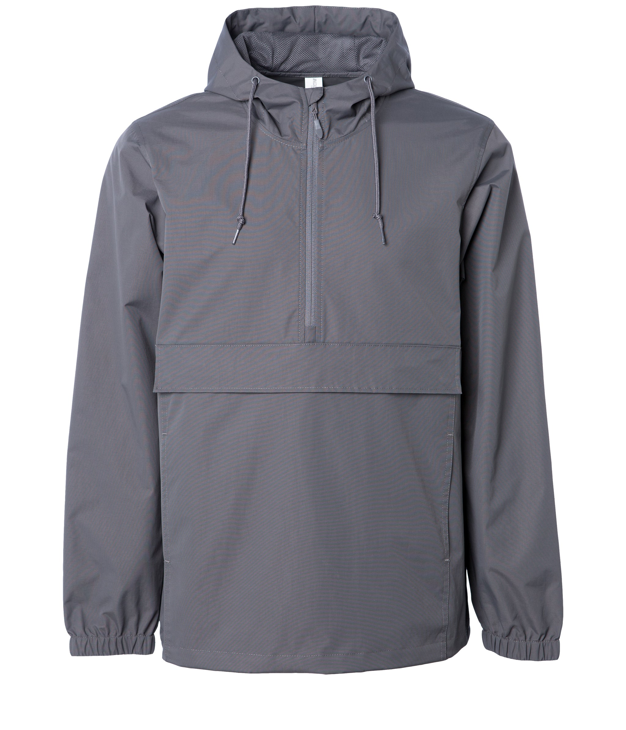 Rain Coat Adult Water-Resistant Pullover Jacket in A Pocket