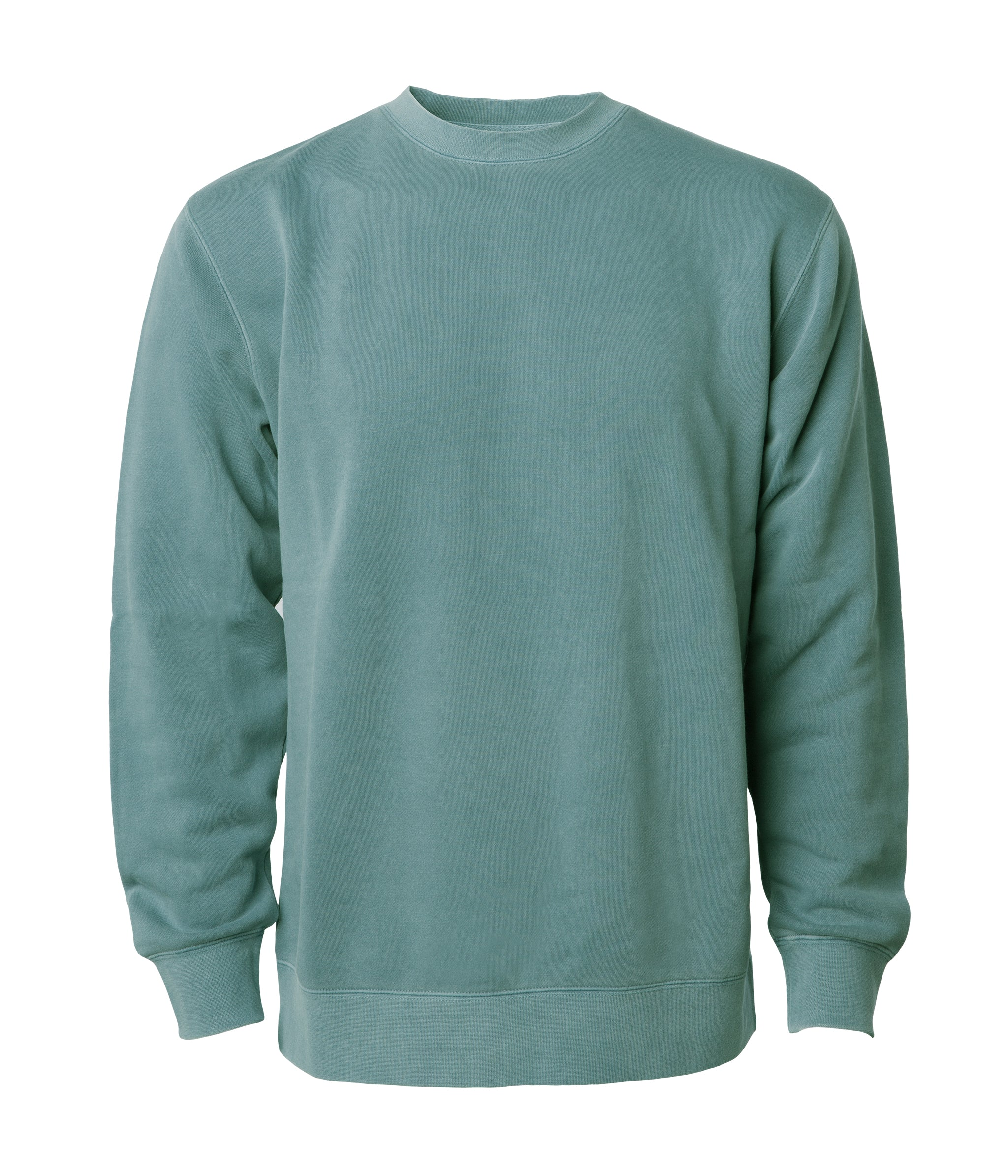 fd263328d4b1 Unisex Midweight Pigment Dyed Crew Neck