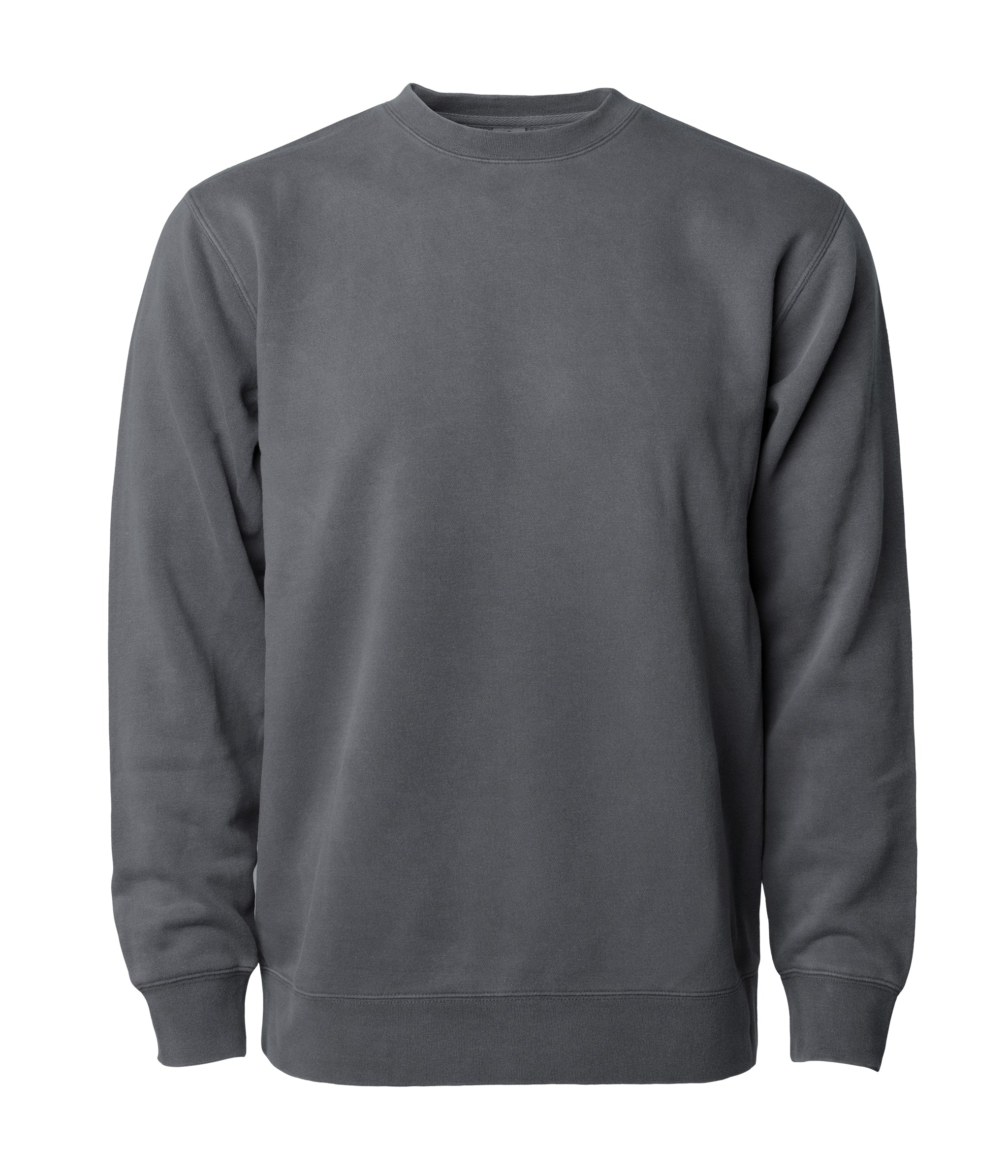 1a3f00a7af28 Unisex Midweight Pigment Dyed Crew Neck