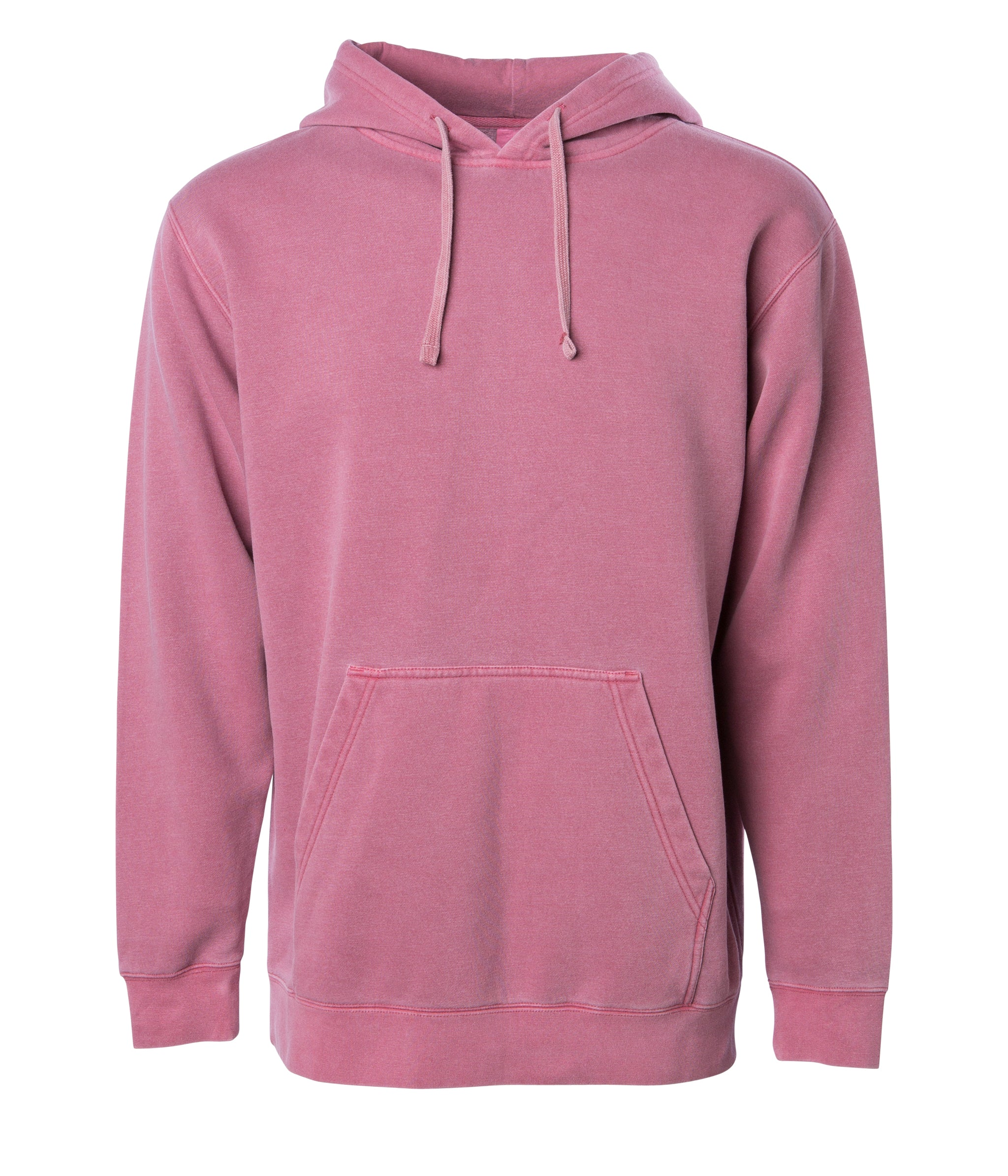 official photos 84a1d 664bd Unisex Midweight Pigment Dyed Hooded Pullover