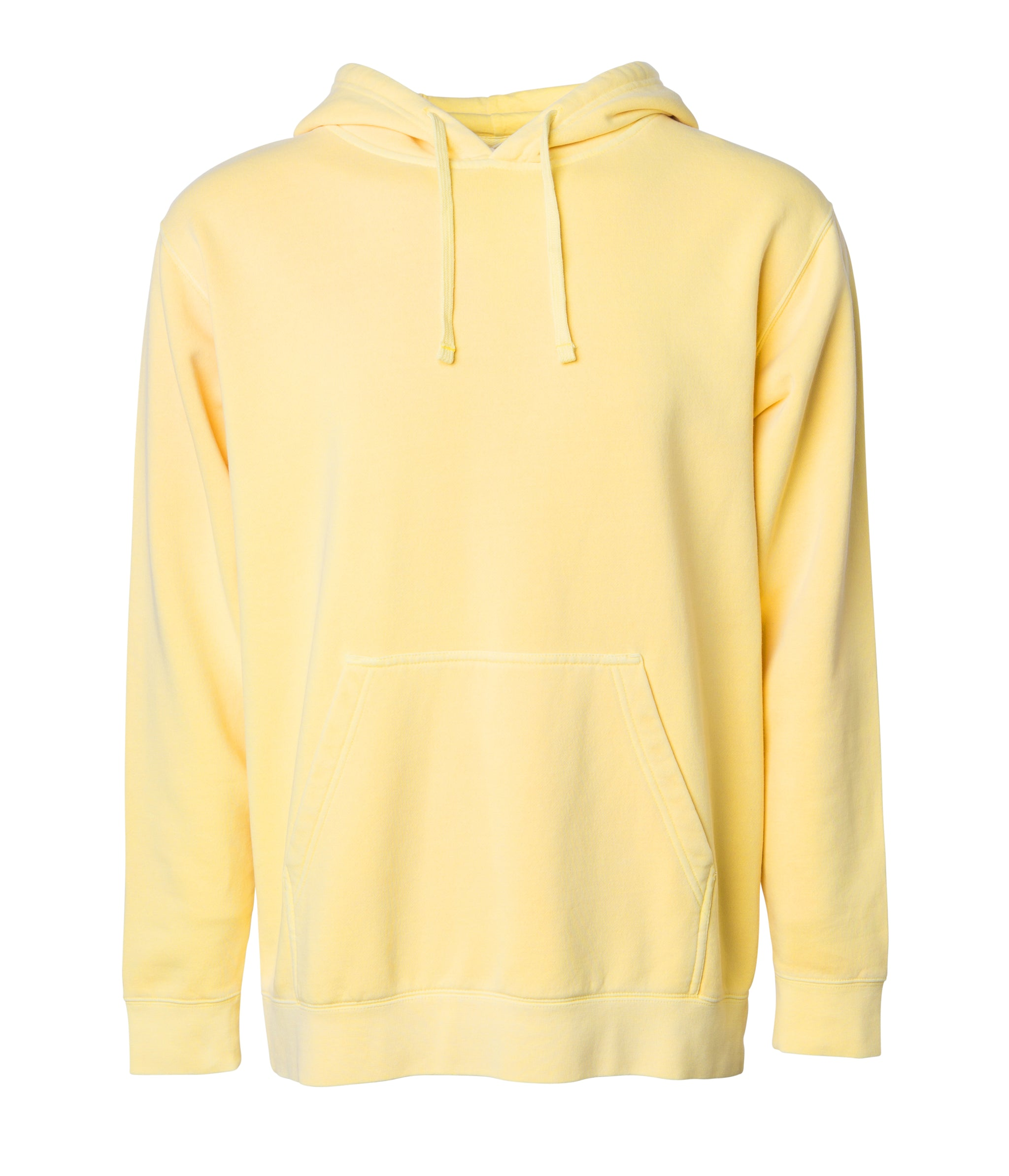 3318cc82 Unisex Midweight Pigment Dyed Hooded Pullover | ITC - Independent ...