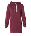 Midweight Special Blend Hooded Pullover Dress