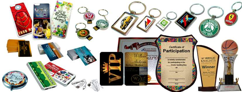 How to start your own Corporate Giveaways and Souvenir Printing Business - Crystal Image Paper Marketing Corp