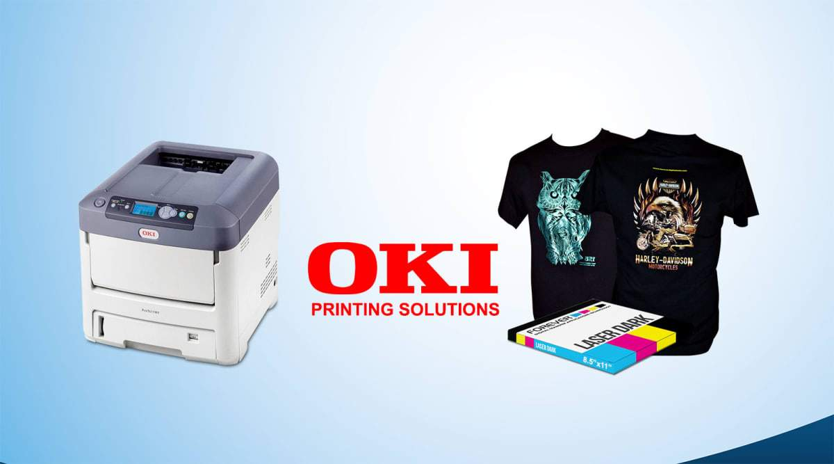OKI, All in ONE printing solution. - Crystal Image Paper Marketing Corp